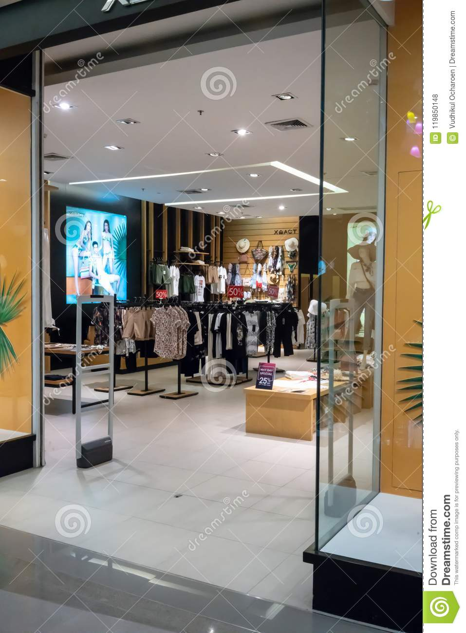 Xact Shop At Central Rama 9, Bangkok, Thailand, Apr 30, 2018