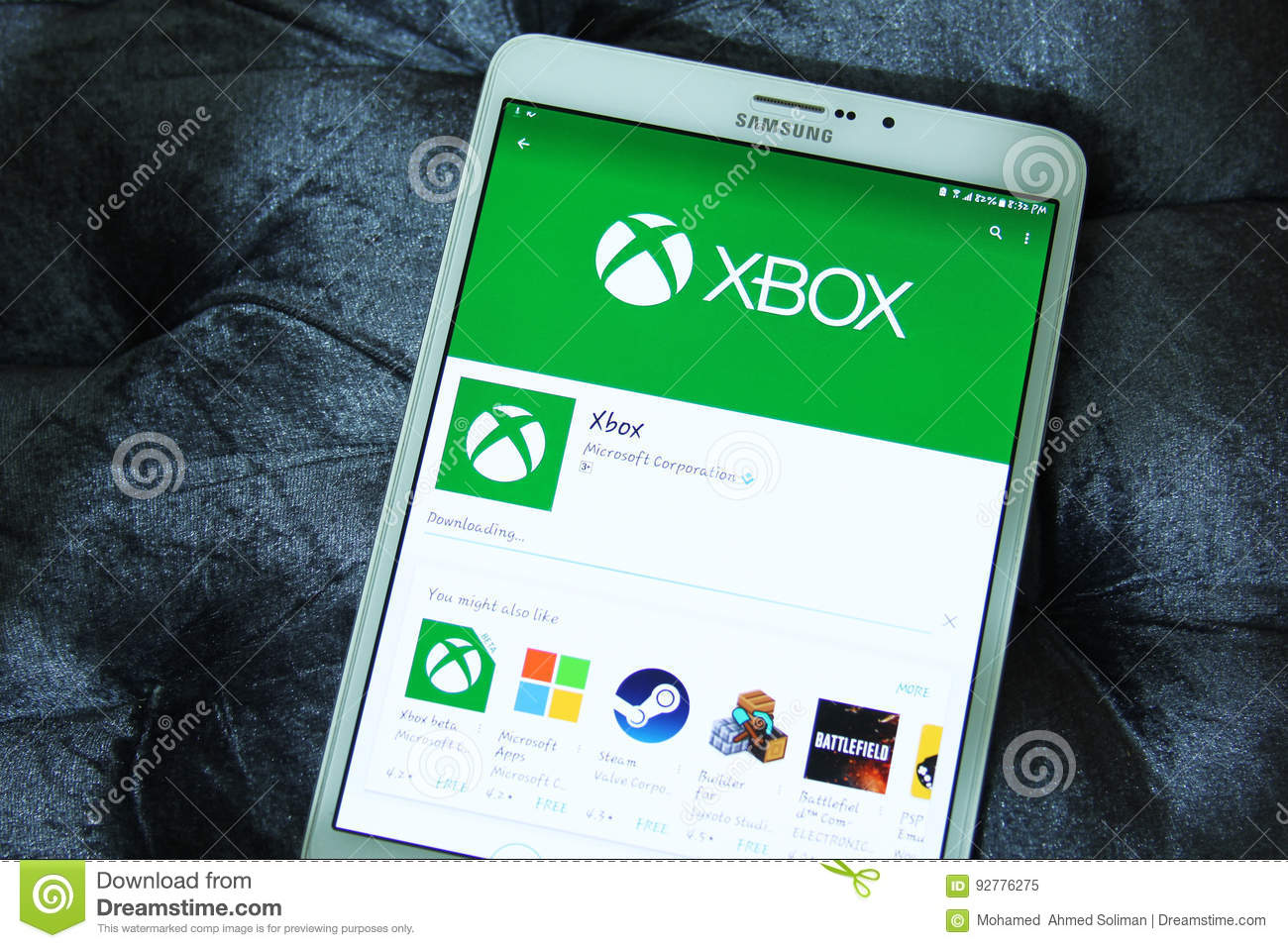 Xbox mobile app editorial image  Image of famous, companies