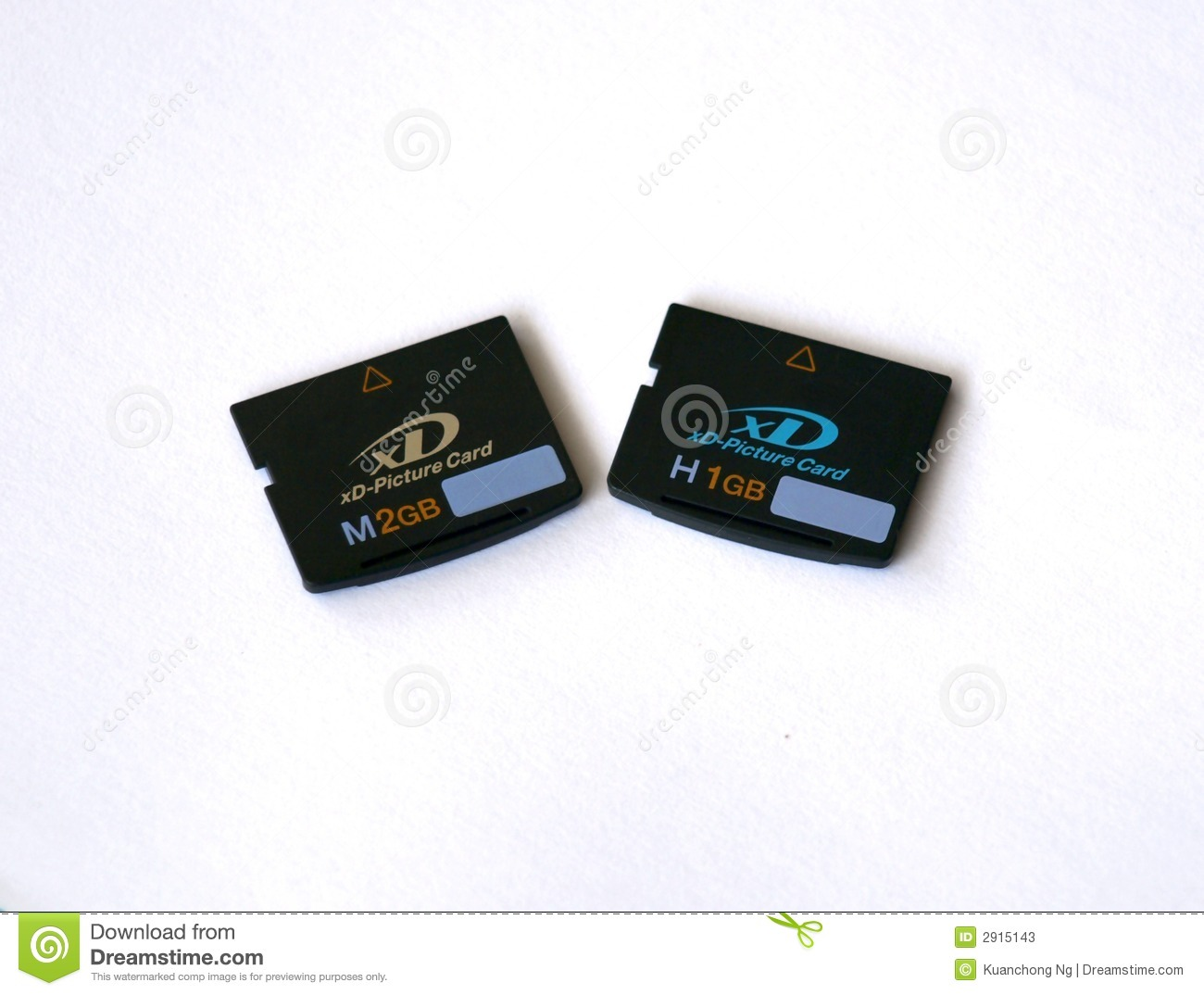 Xd Memory Picture Card Editorial Stock Photo Image Of Gigabyte