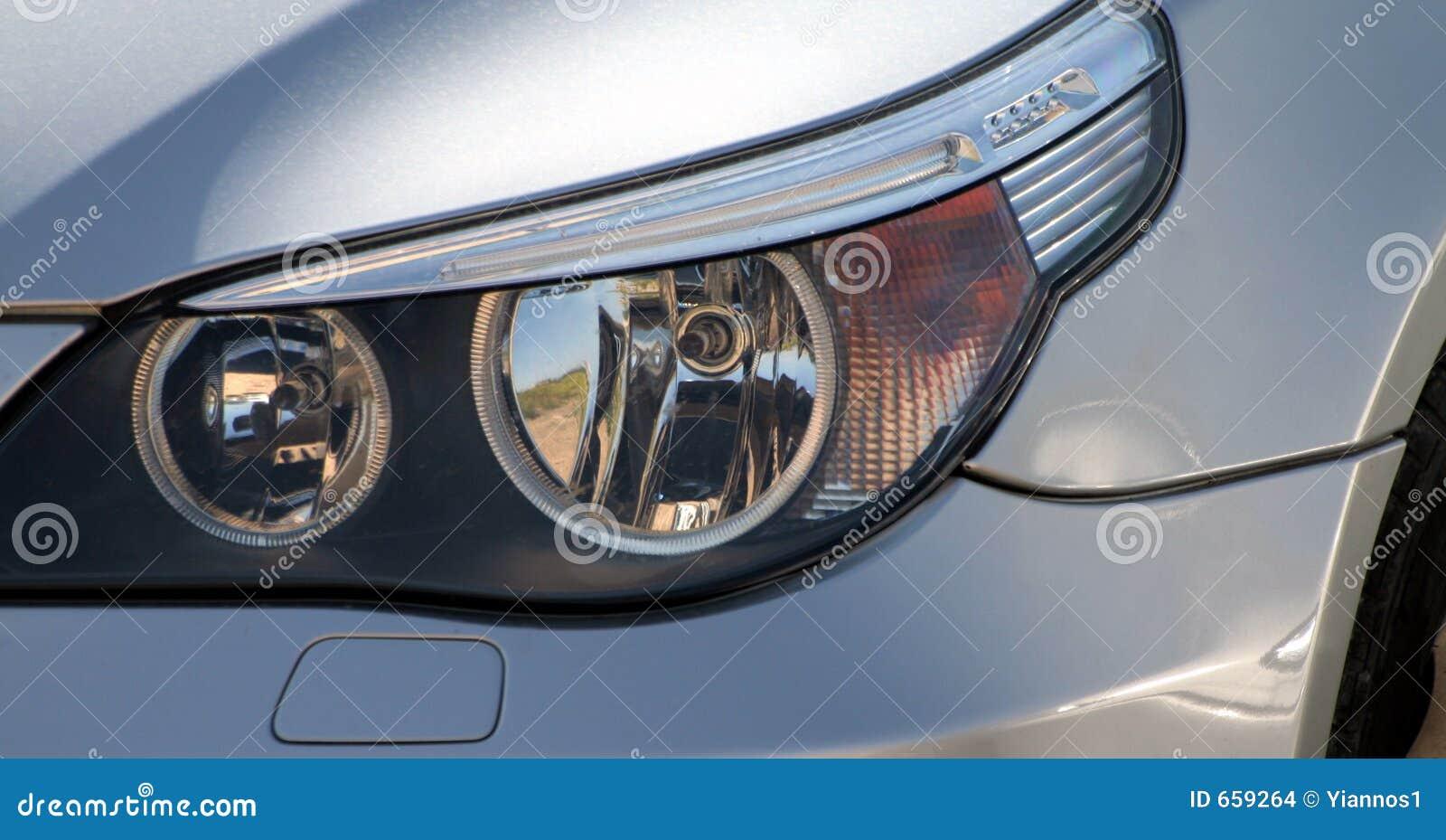 Xenon head-light