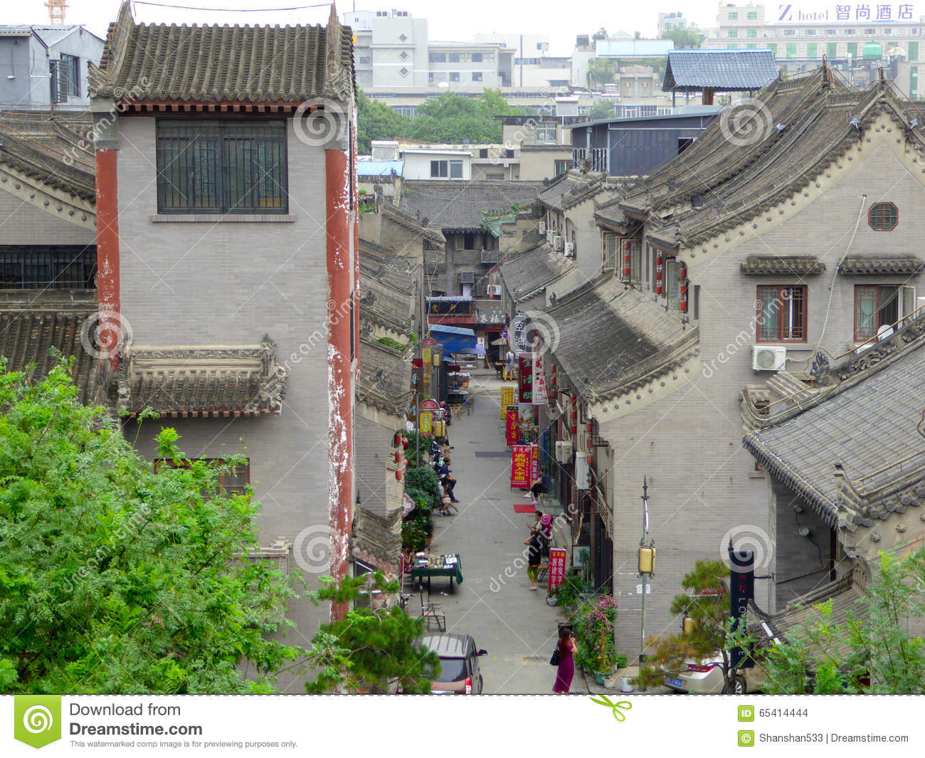 The Xi'an Architecture