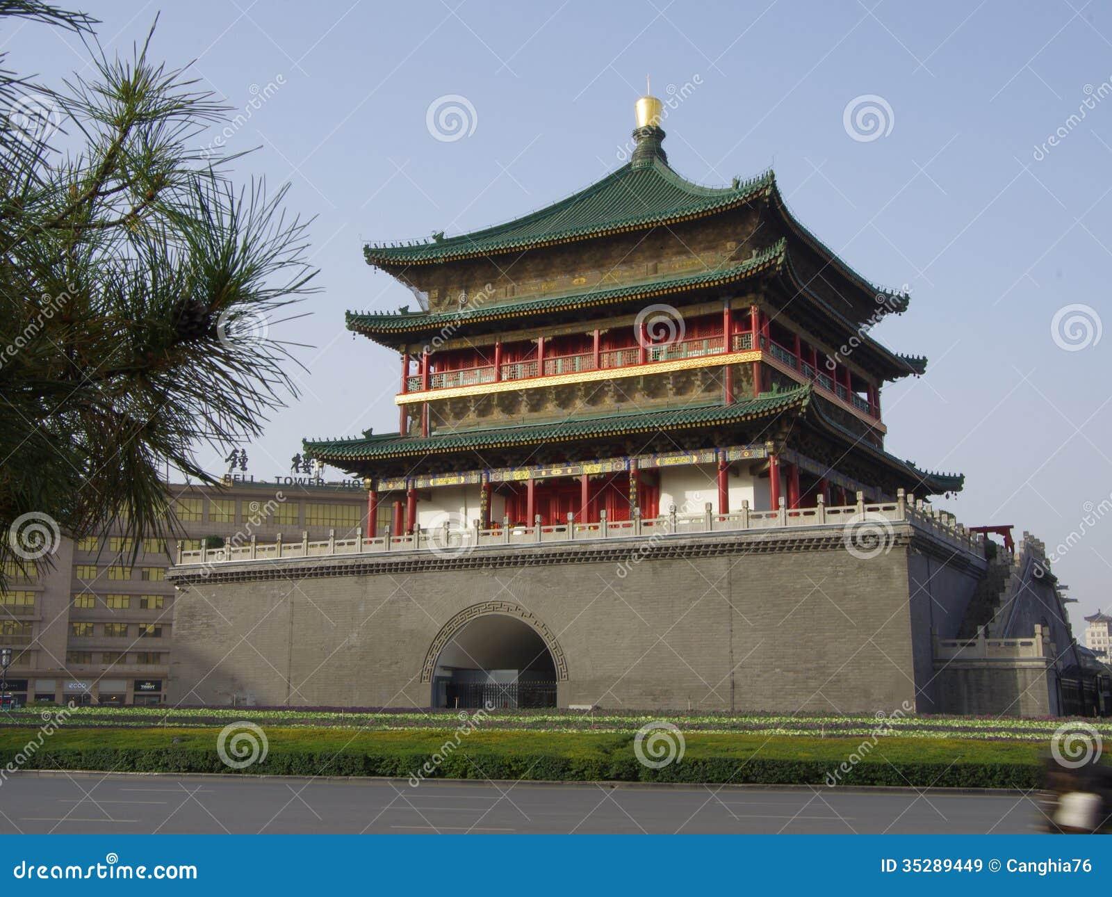 Xi an Bell Tower
