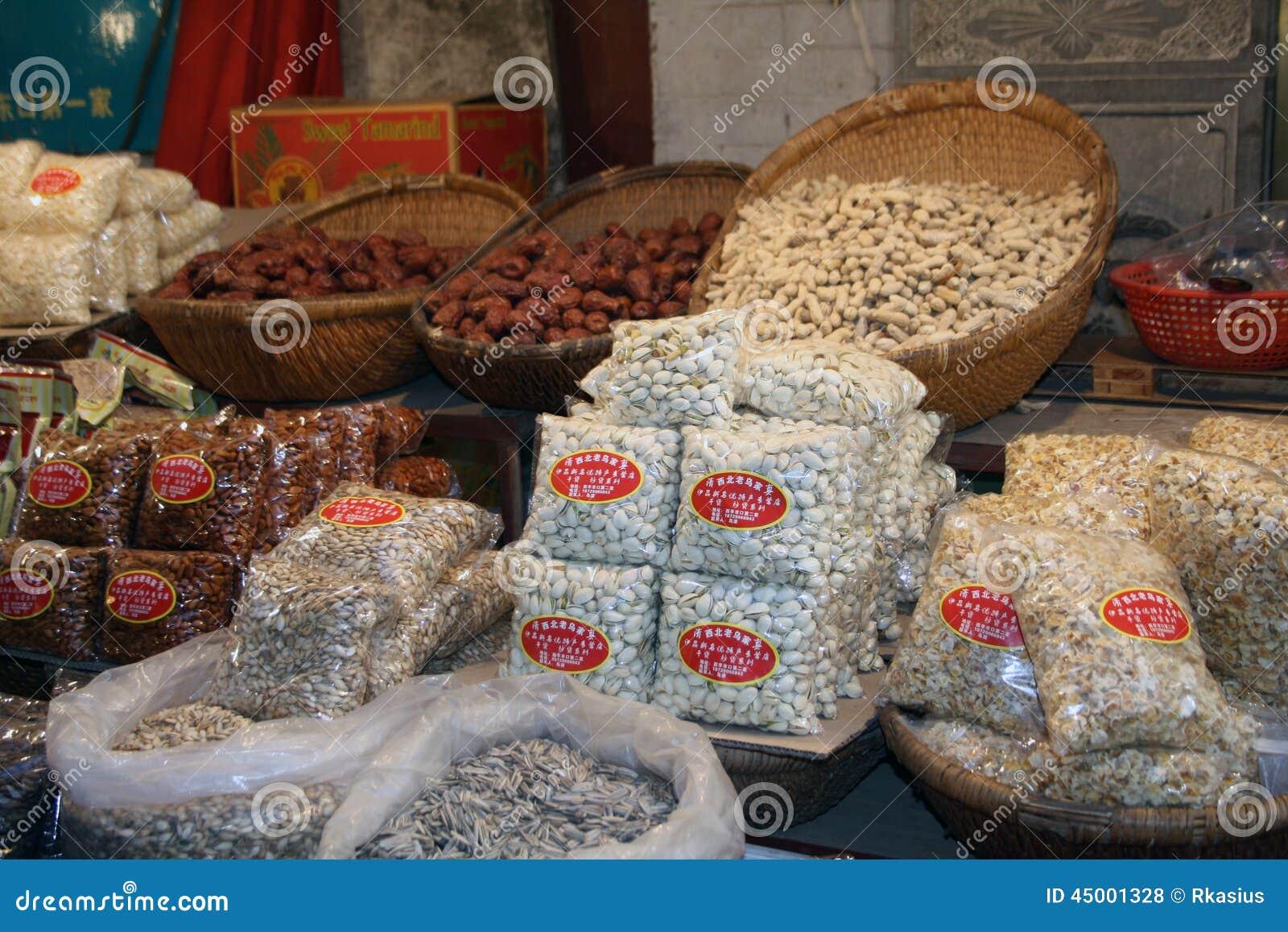 Xian Street Food marknad