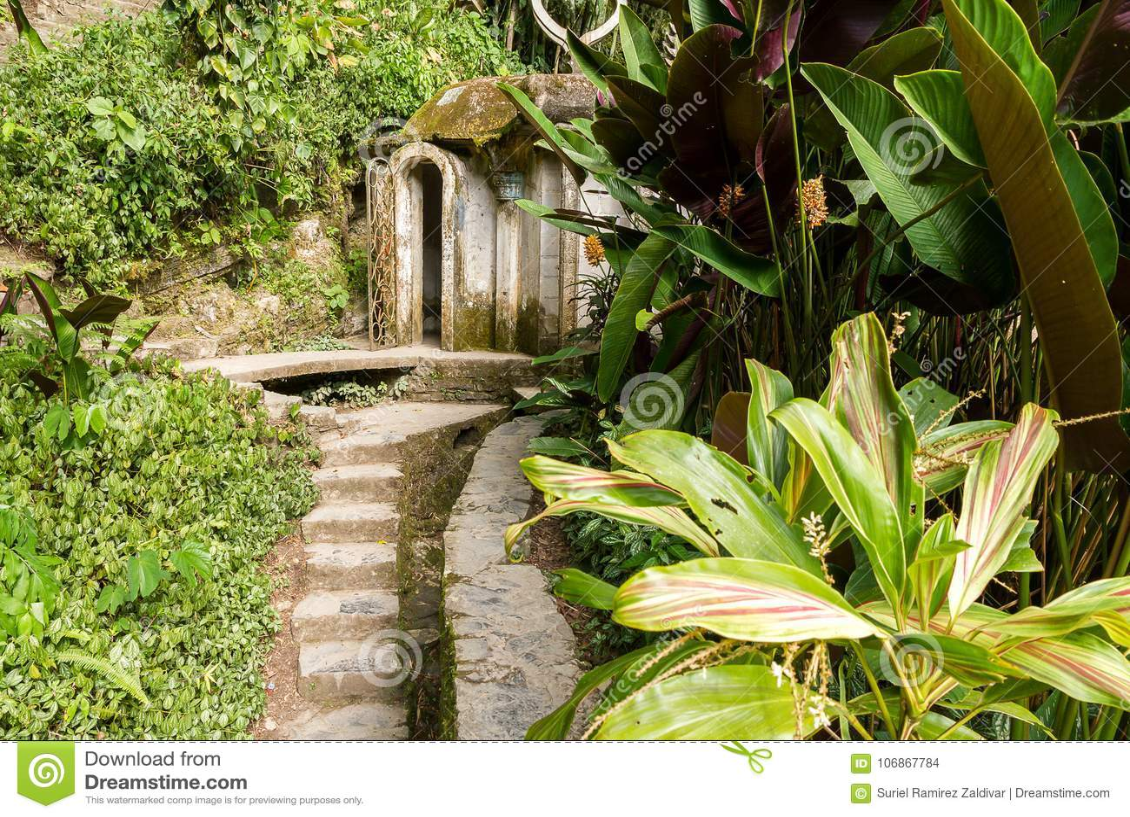 Xilitla - Edward James Garden