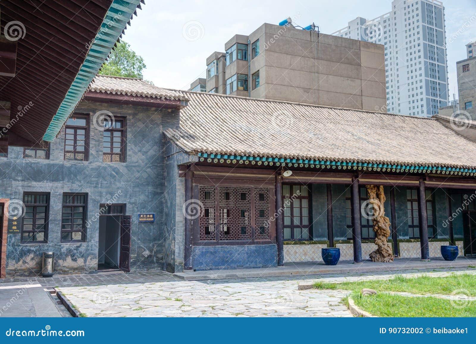 XINING, CHINA - 10. Juli 2014: AMTSSITZ MAs BUFANGS (MA B