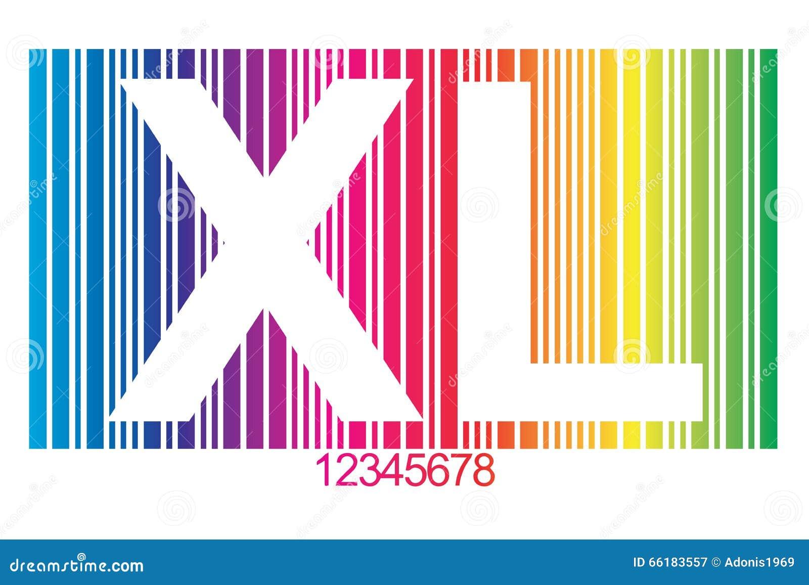 XL-Barcode