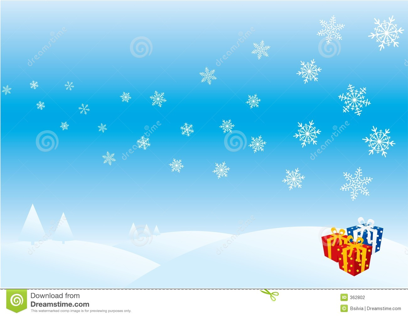 xmas background stock illustration. illustration of frost - 362802