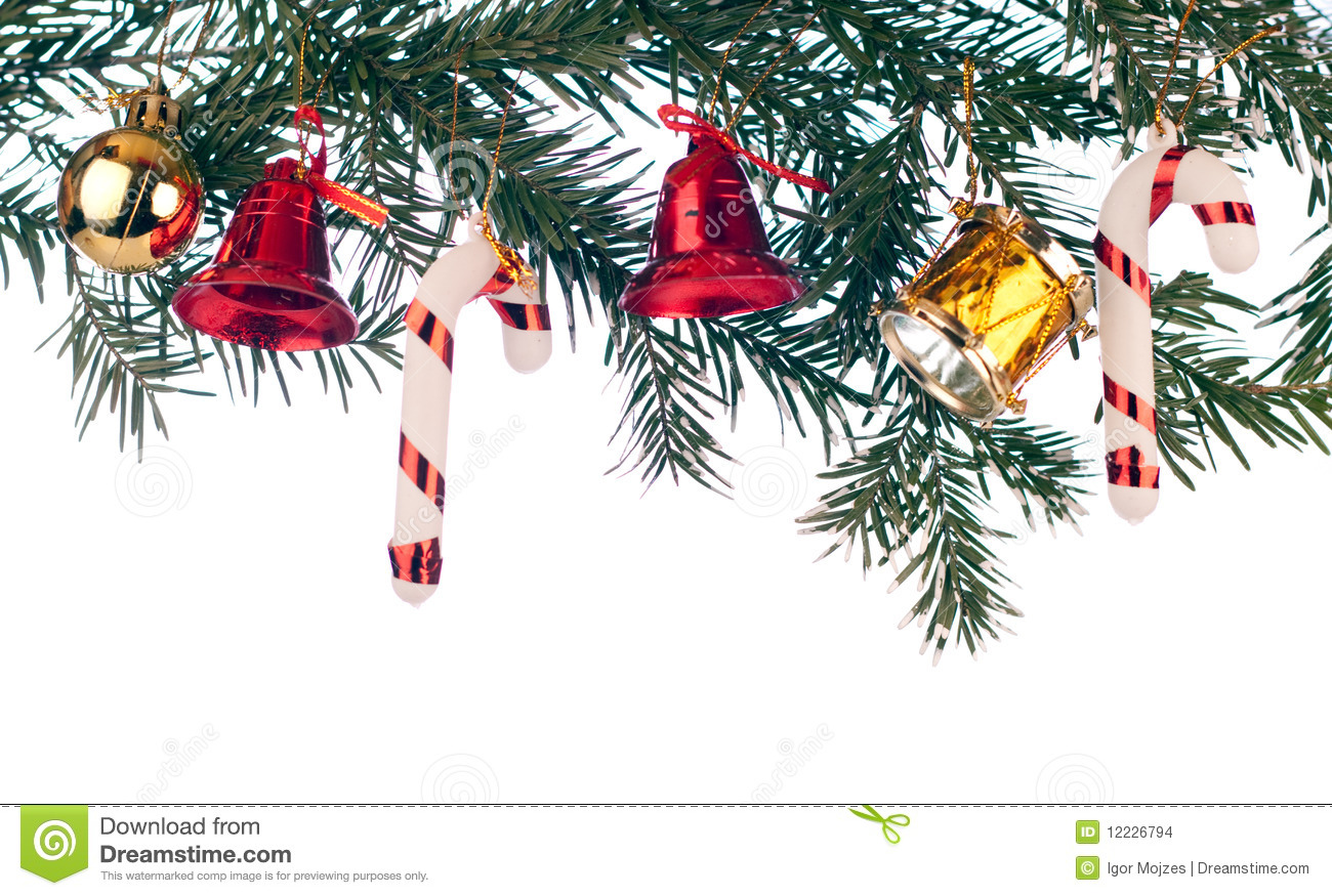 xmas border stock images image 12226794 clip art of christmas trees in the summertime clip art of christmas trees on doors