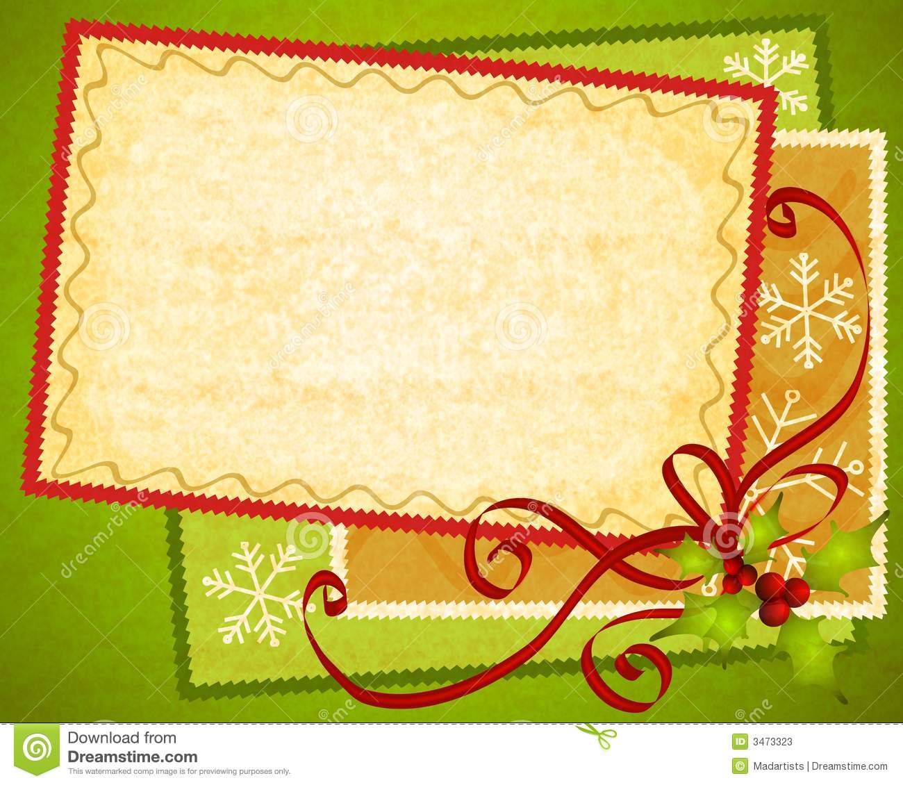 xmas cards paper background 2 stock photos image 3473323