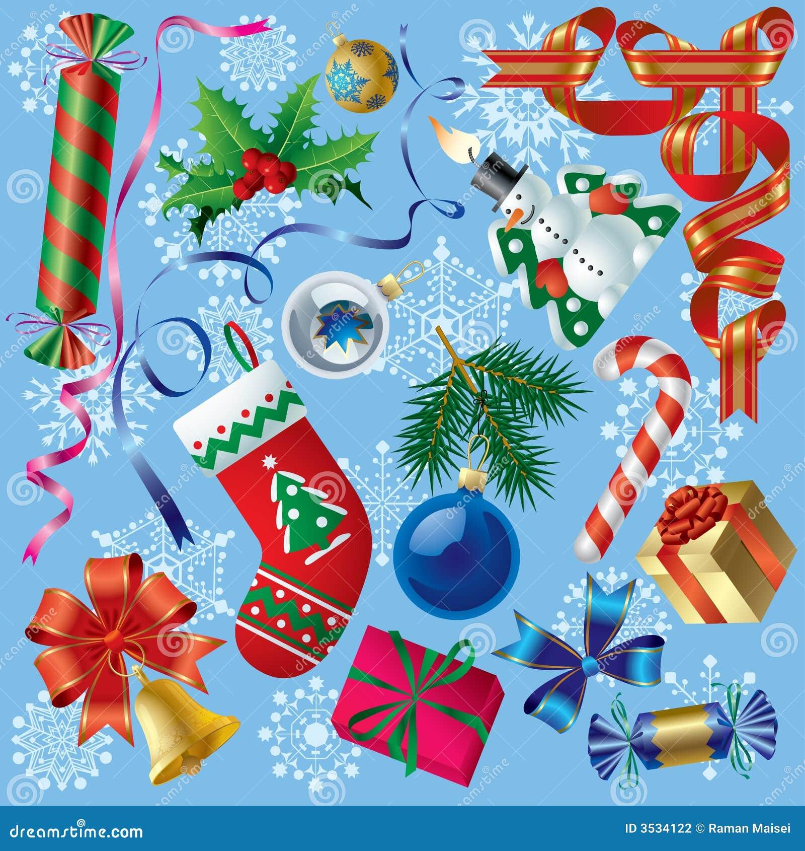 Xmas & New-Year s decorations