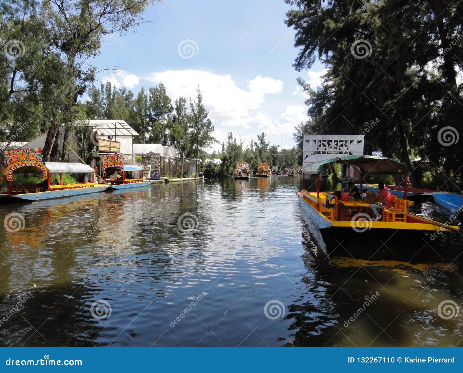 Xochimilco - Ciudad de México - México