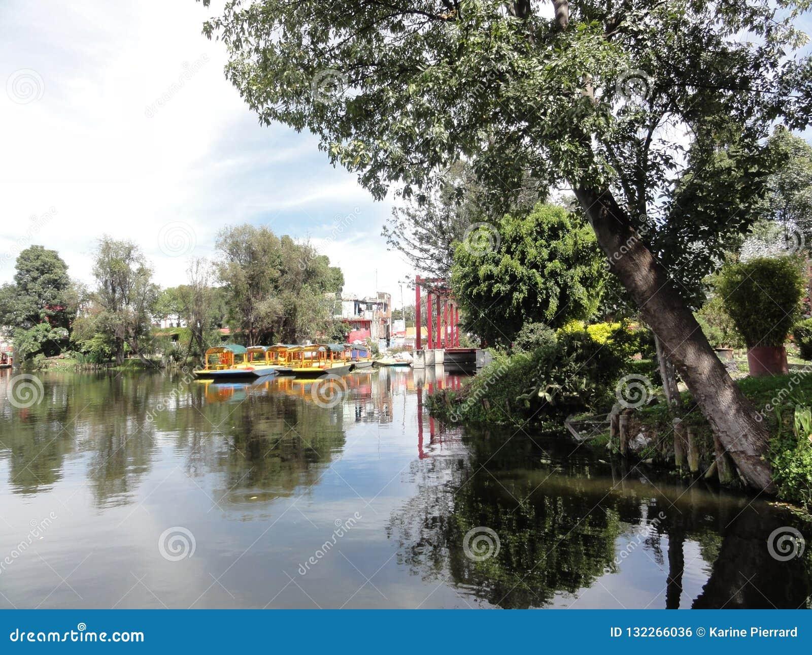 Xochimilco - Venise Mexicana - México