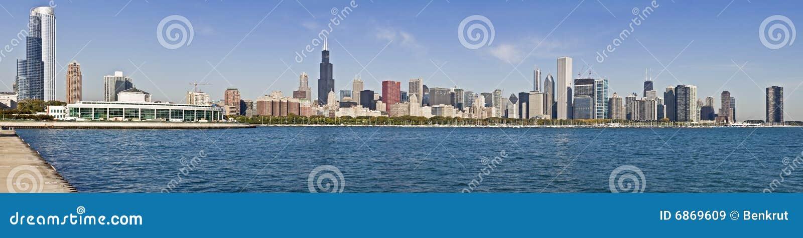 Xxxl панорамы chicago