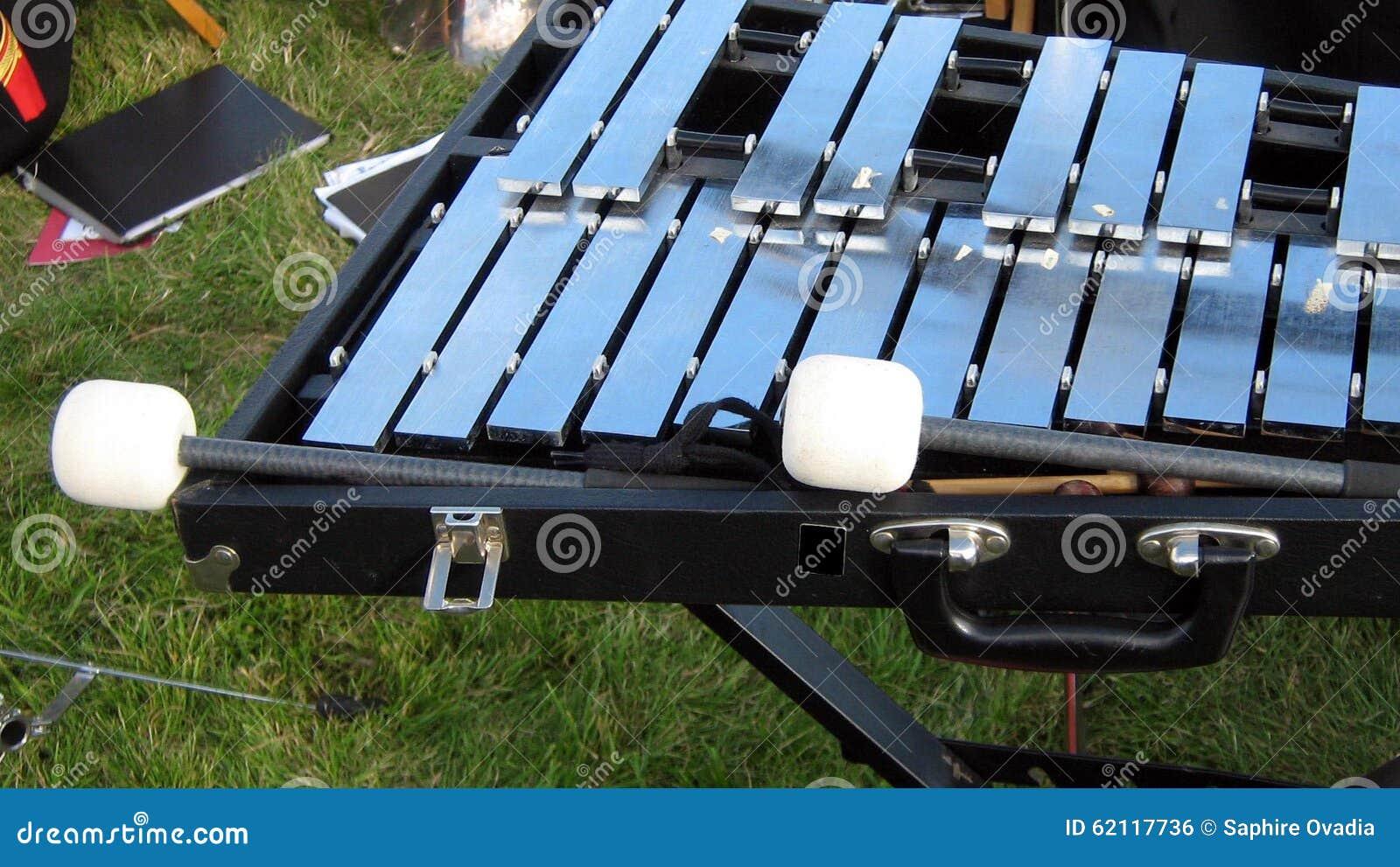 Xylofoon en stokken