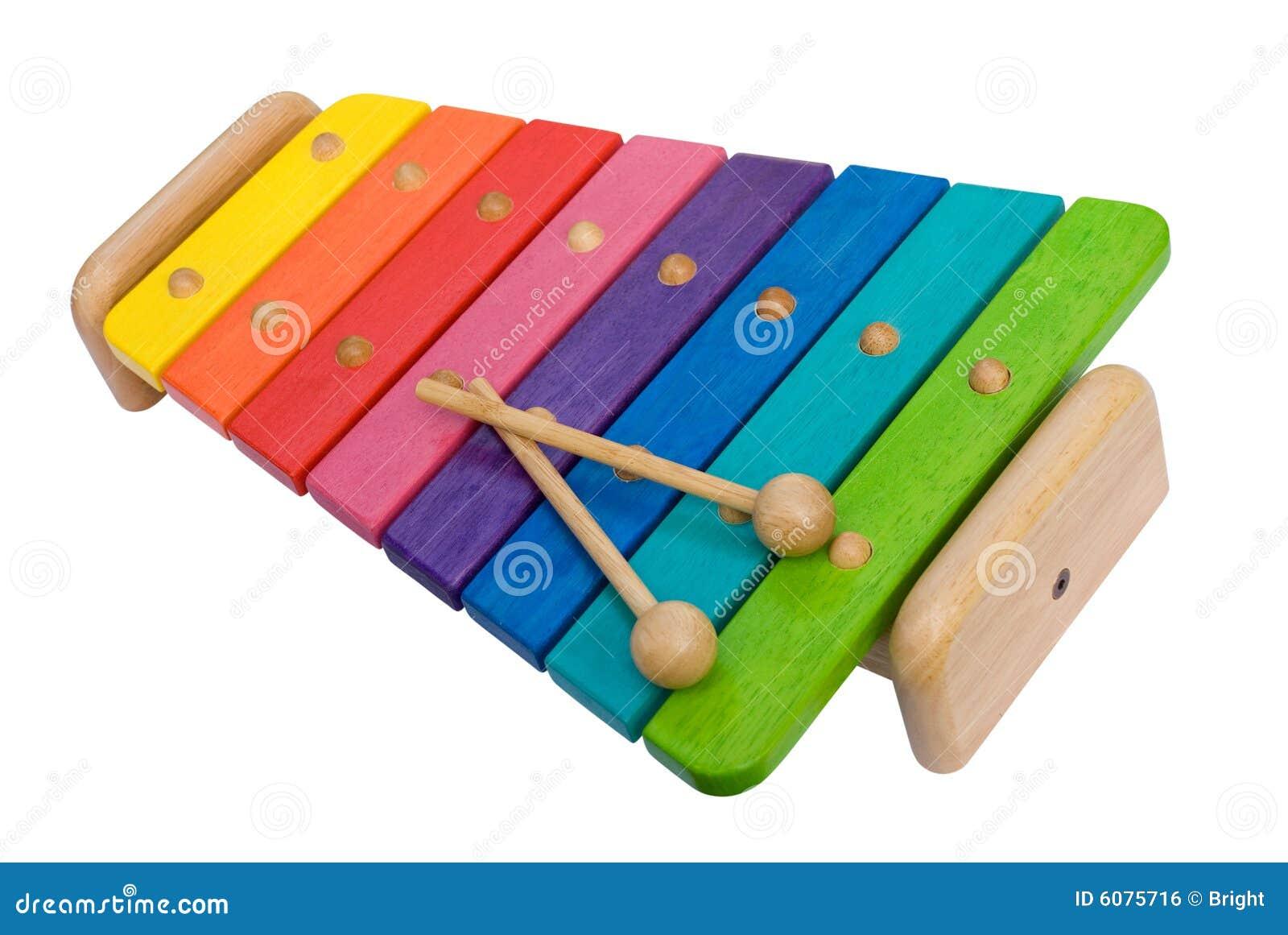 Xylophone Royalty Free Stock Image - Image: 6075716