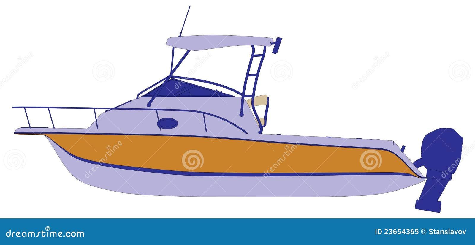 clipart power boat - photo #24