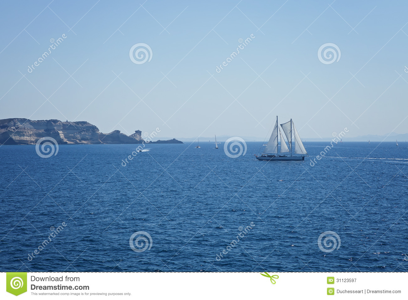 Yacht d emballage