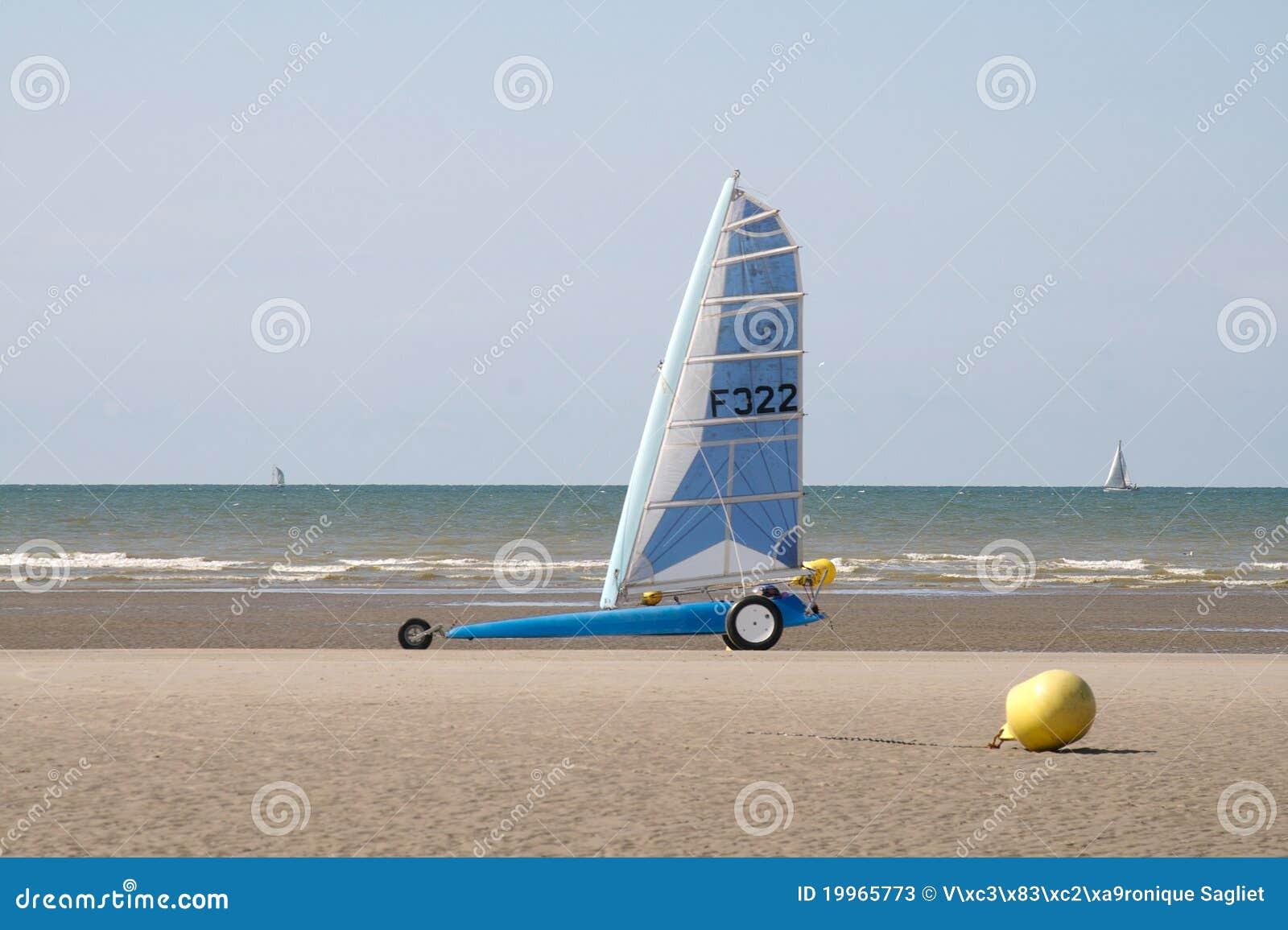 Yacht de sable