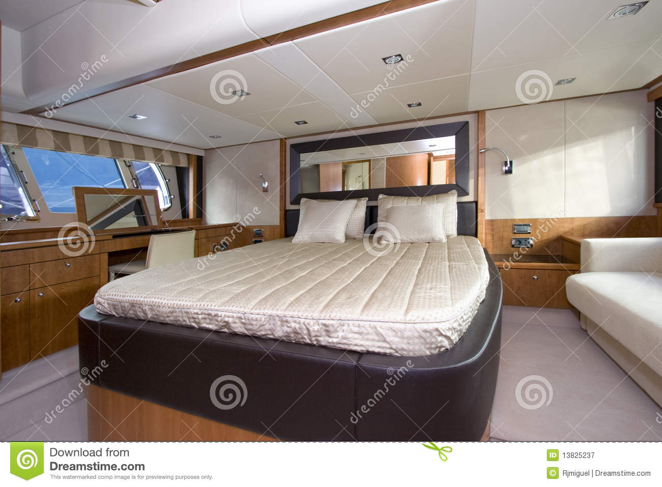 yacht interior stock image  image of nautical  cruise