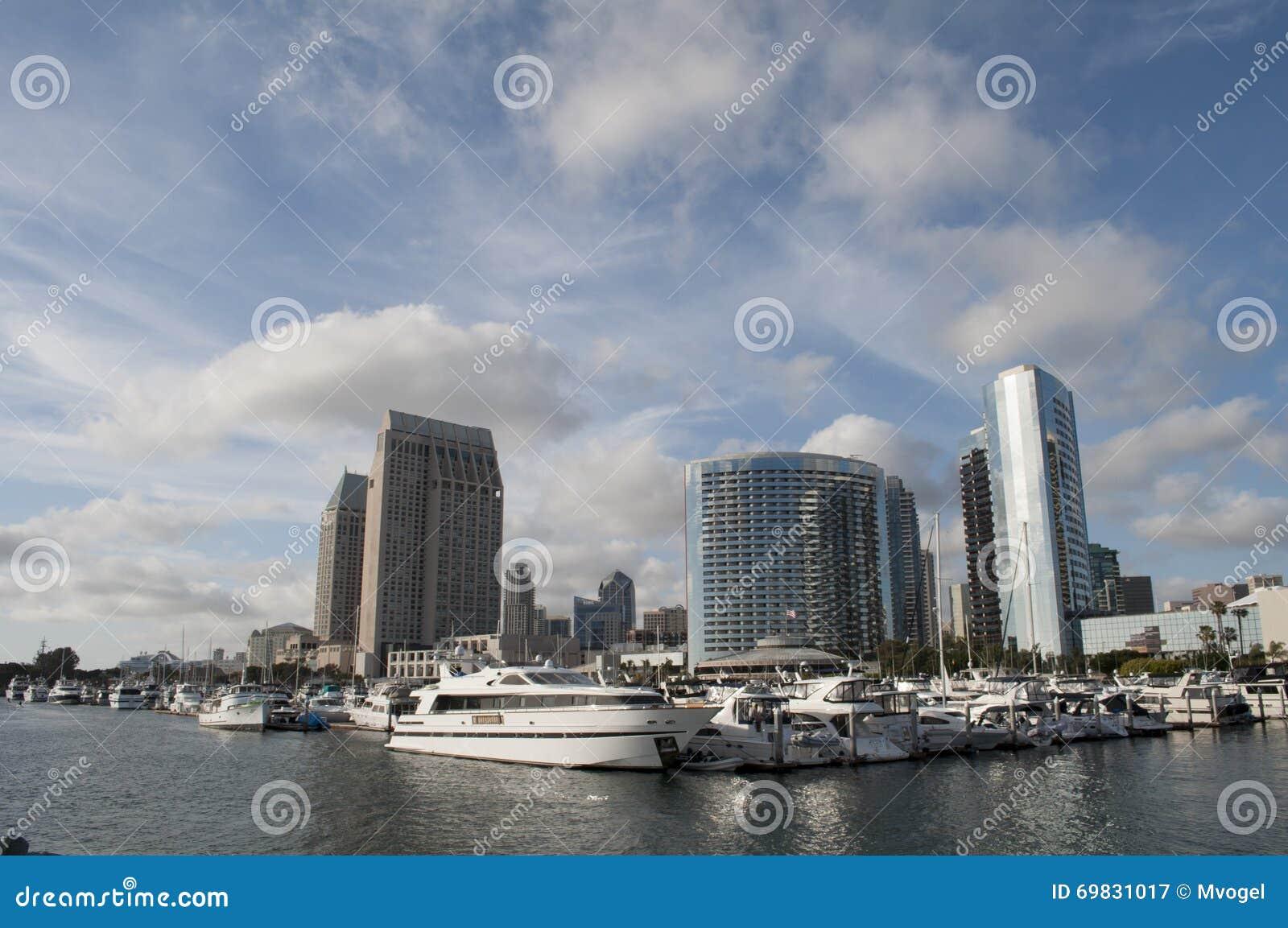 Yachten in San Diego