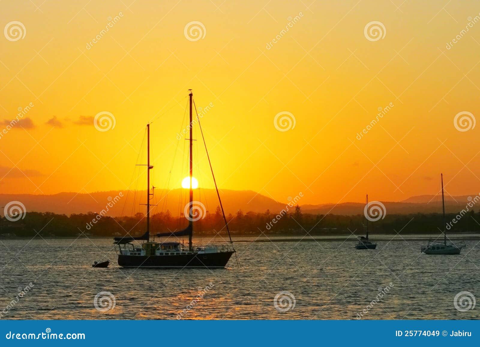 Yachten in The Sun