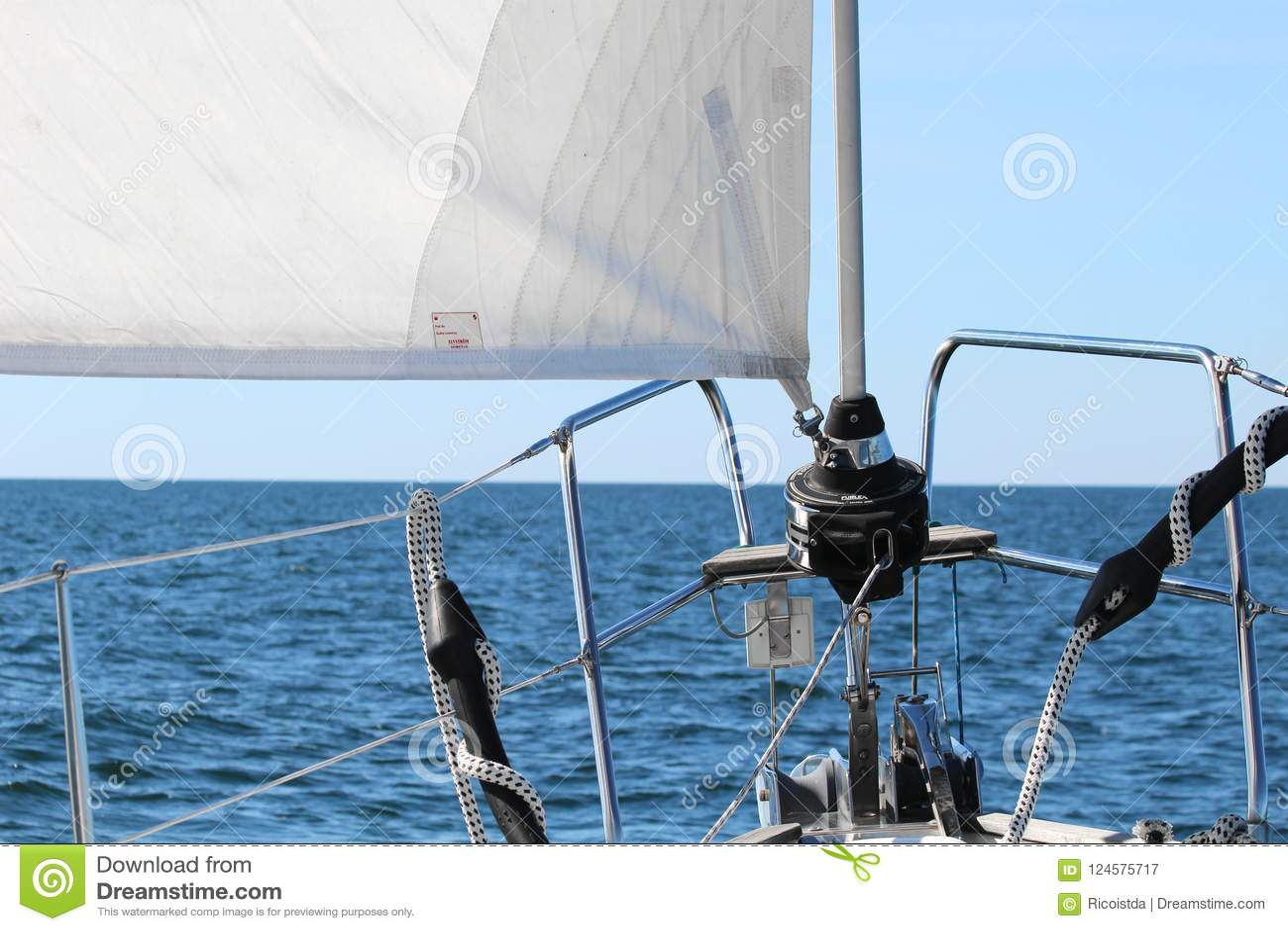 Yachting яхты ворота парусника веревочки детали