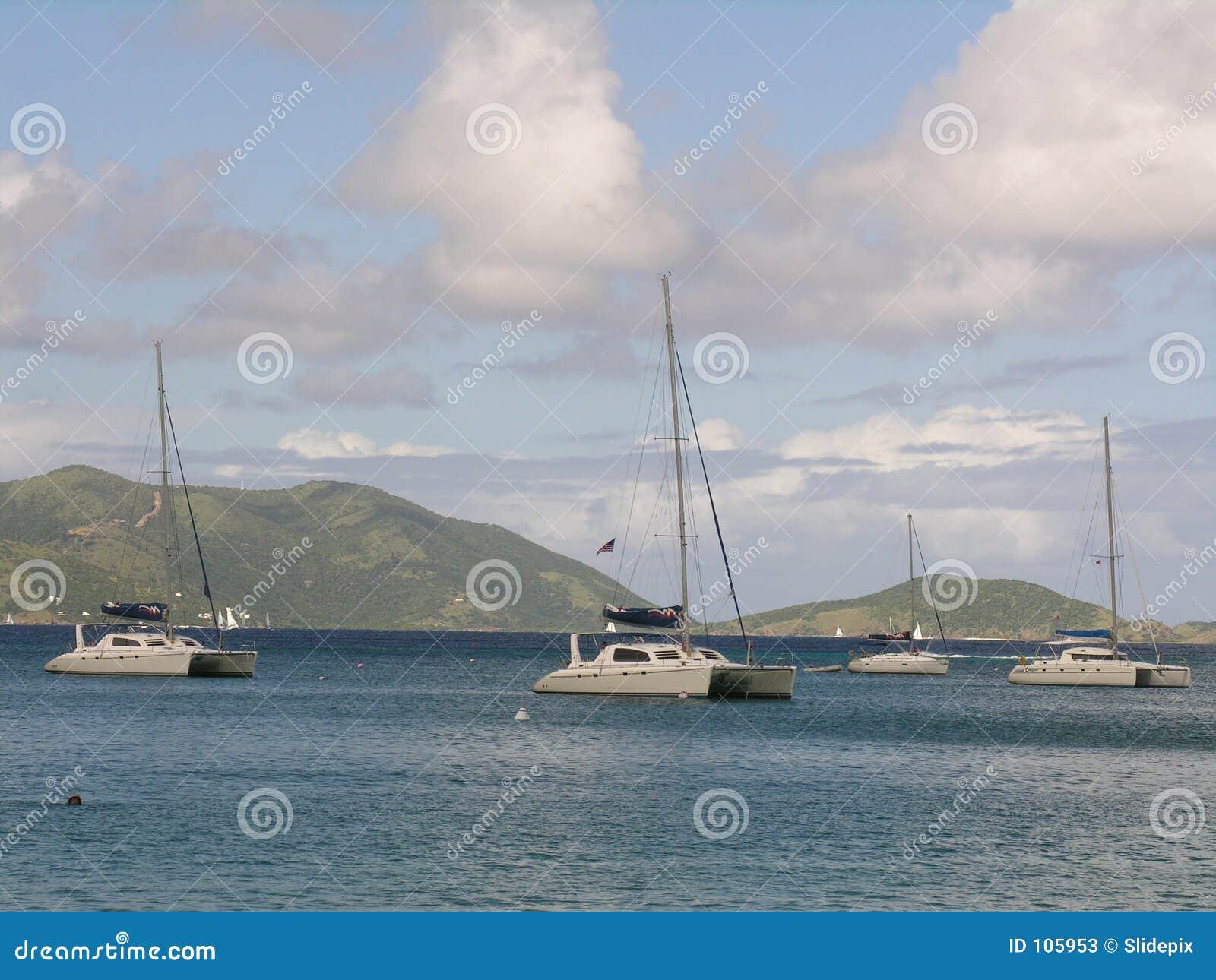 Yachting do Cararibe
