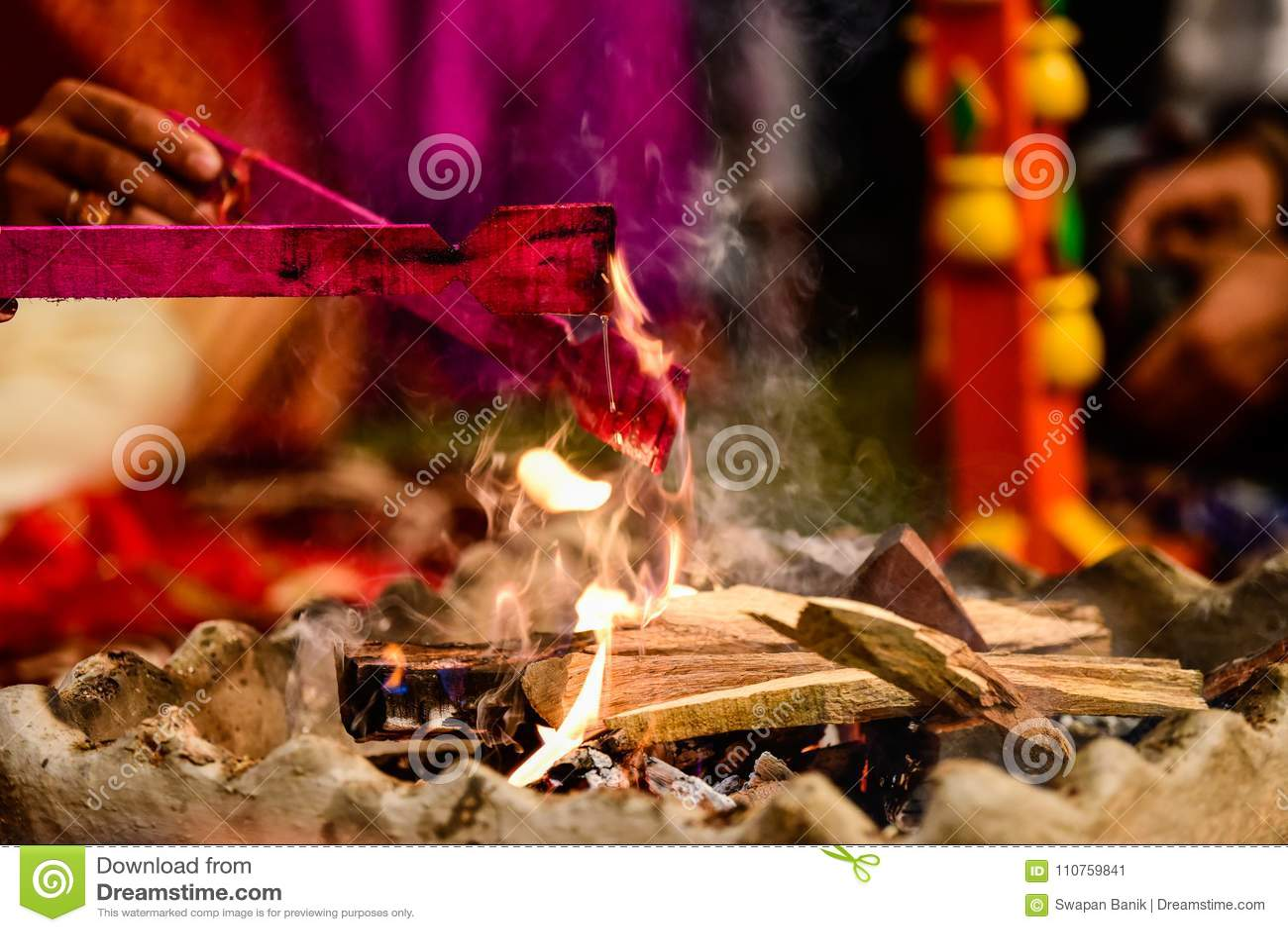 Yagya um ritual no hinduism