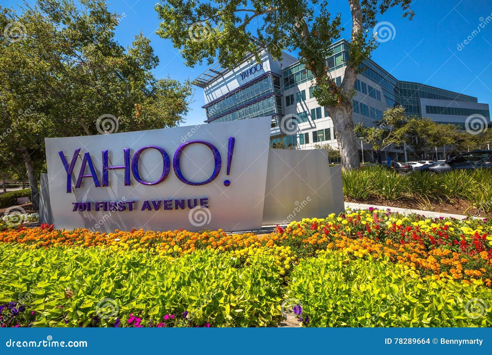 Yahoo Headquarters Sunnyvale