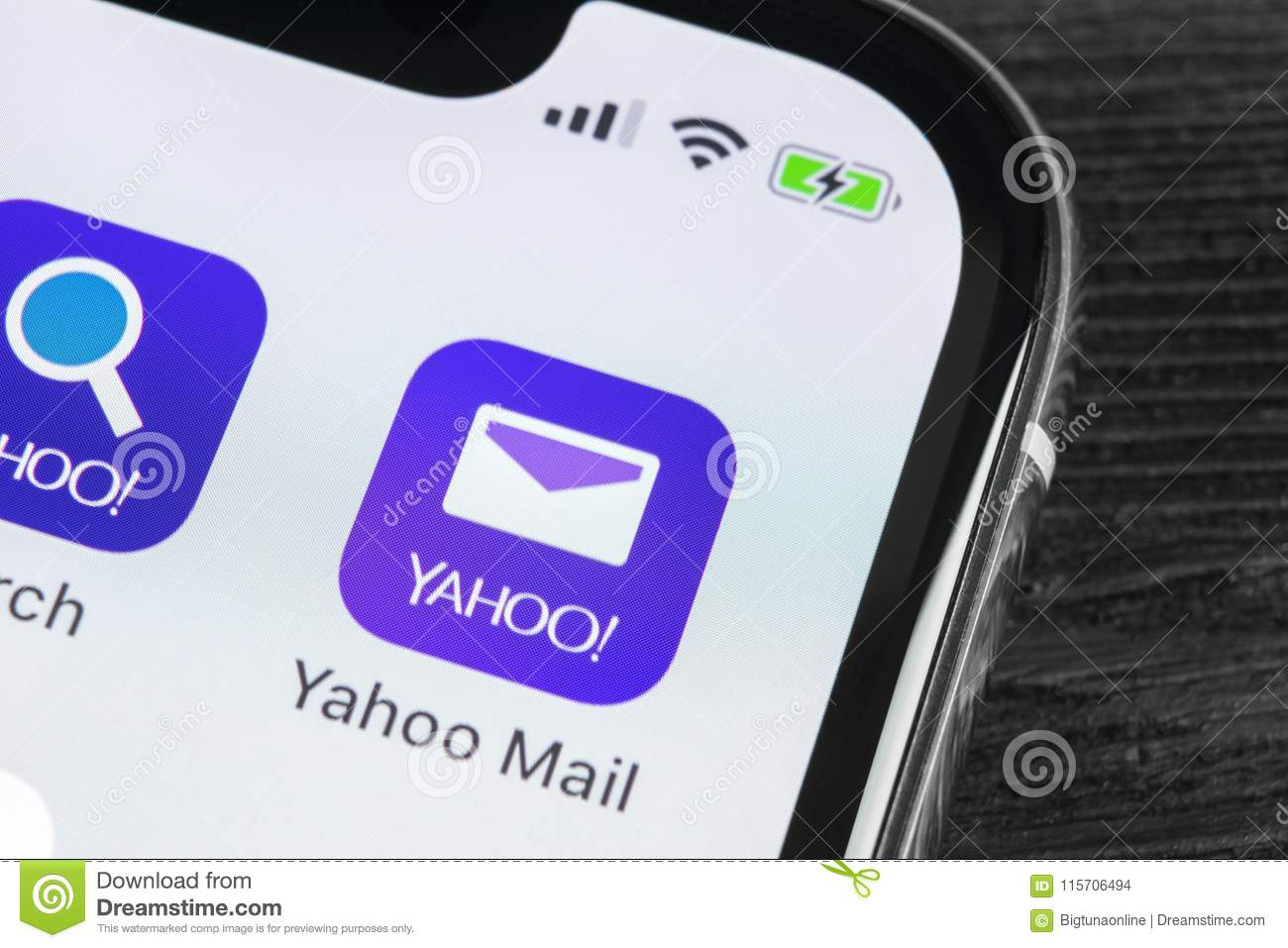 yahoo app download for apple