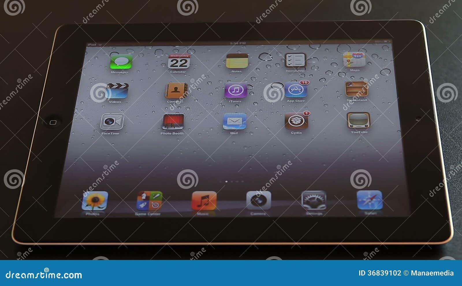 Yahoo Messenger stock video footage  Video of equipment
