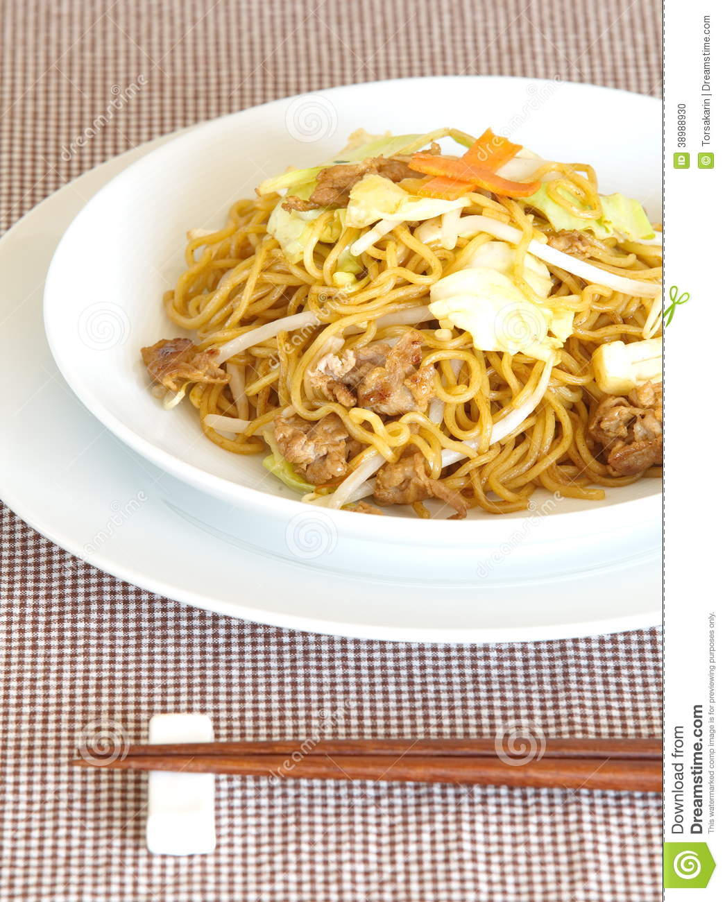 how to cook yakisoba noodles