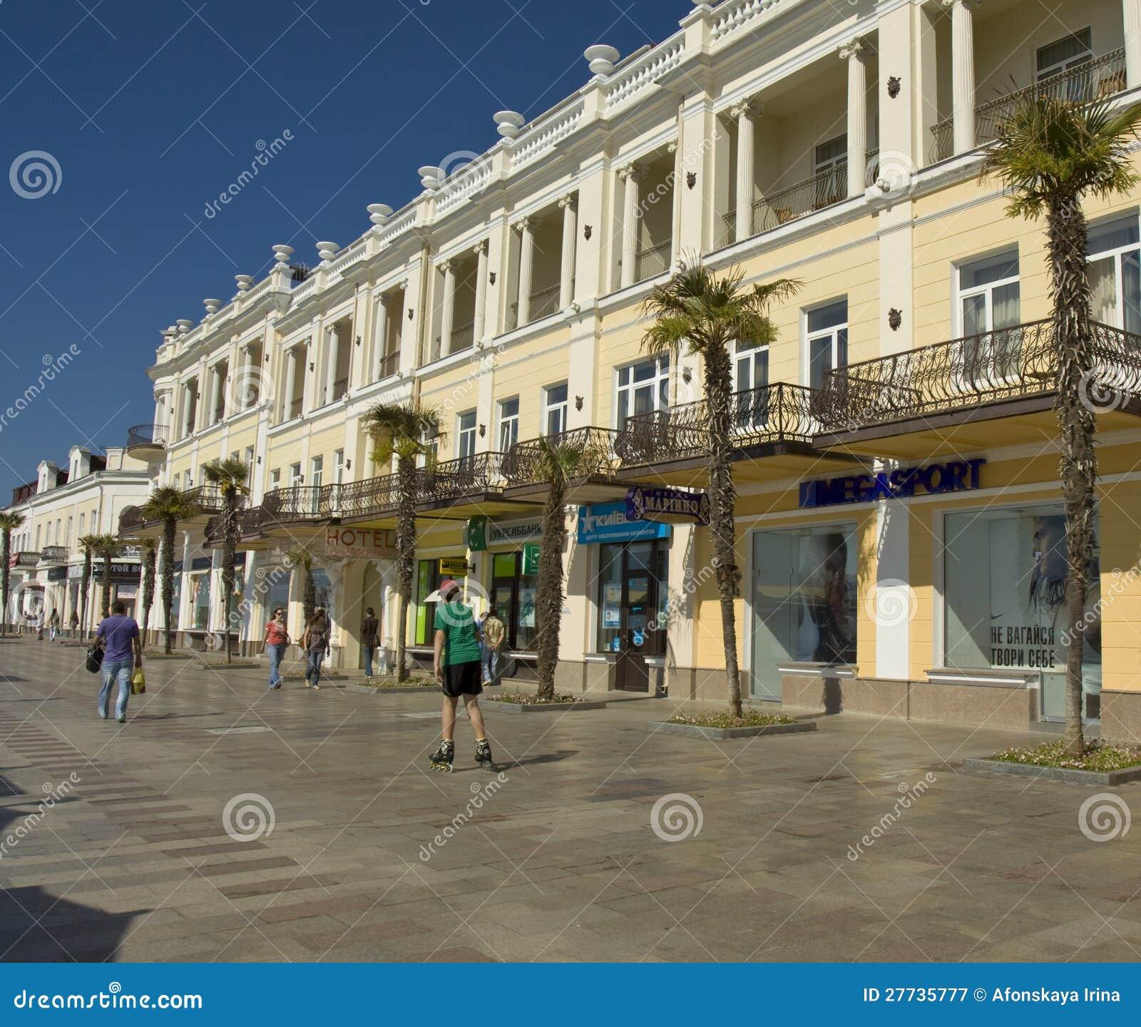 Yalta, Krim