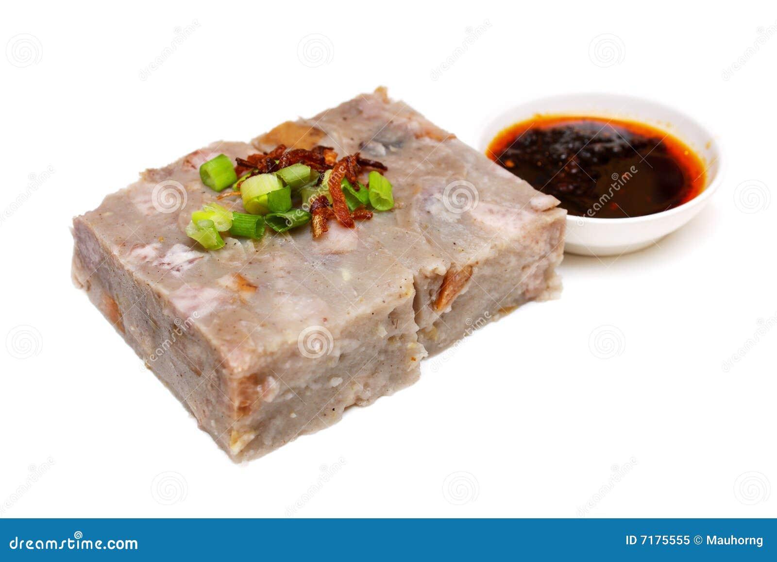 Korean Yam Cake Recipe: Yam Cake Royalty Free Stock Photo