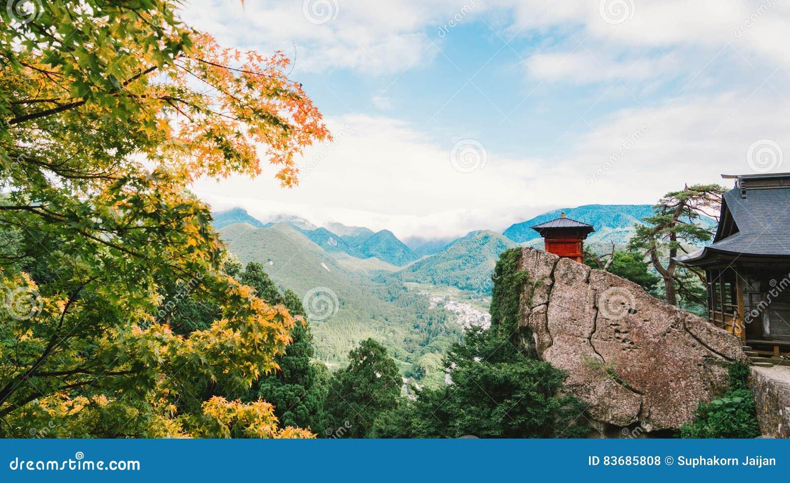 Yamadera Japan
