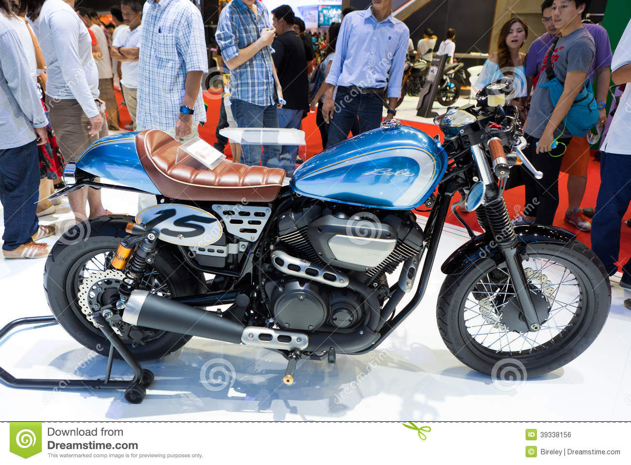Yamaha bolt custom cafe motorcycle editorial photo image for Yamaha motorcycles thailand prices