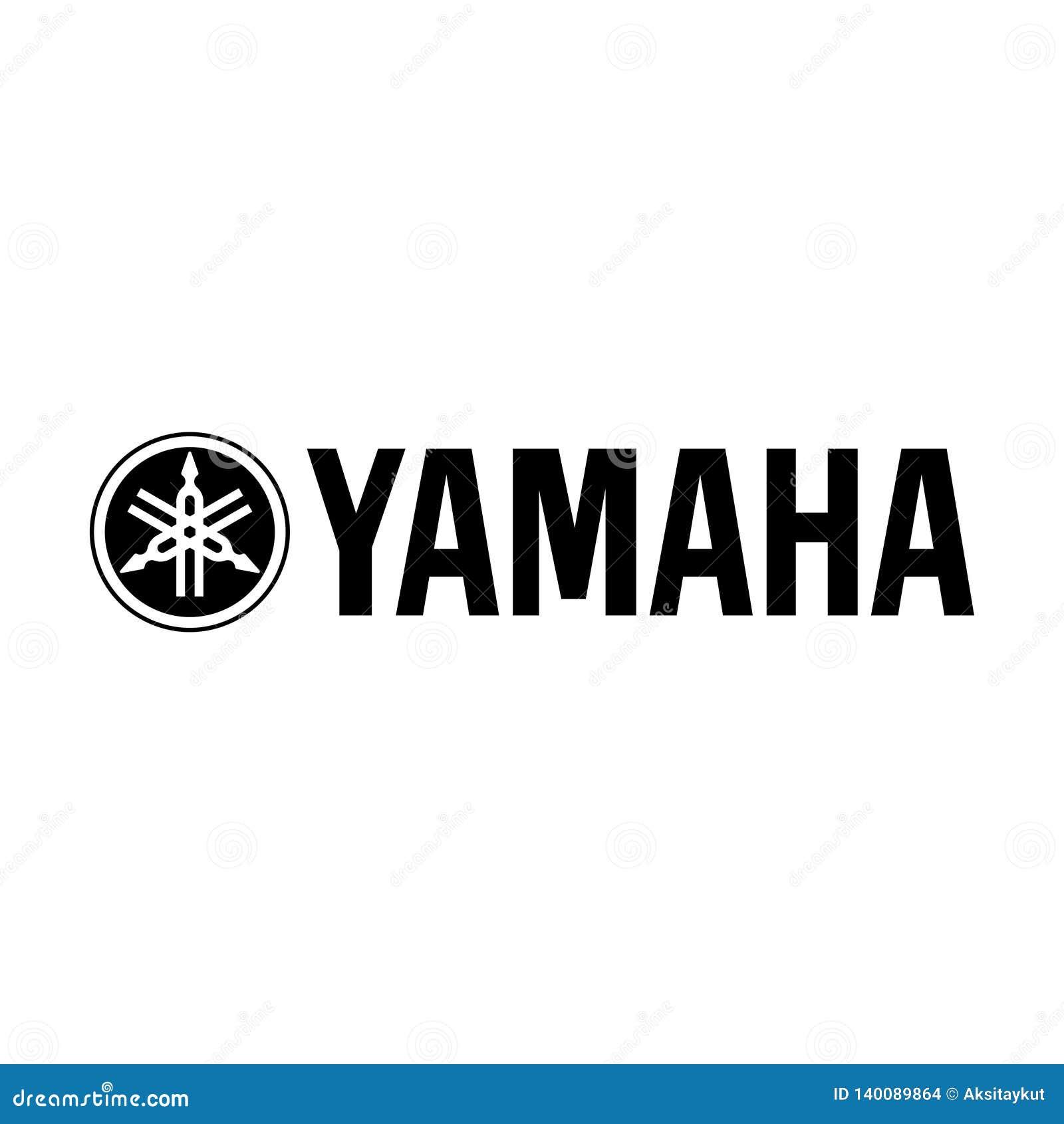 Yamaha Icon Logo Editorial Stock Image Illustration Of Motors 140089864