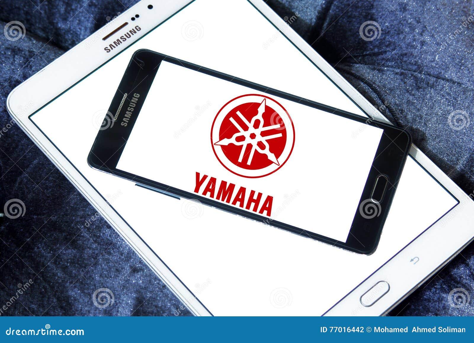 Yamaha Motor Logo Editorial Photography Image Of Speed 77016442