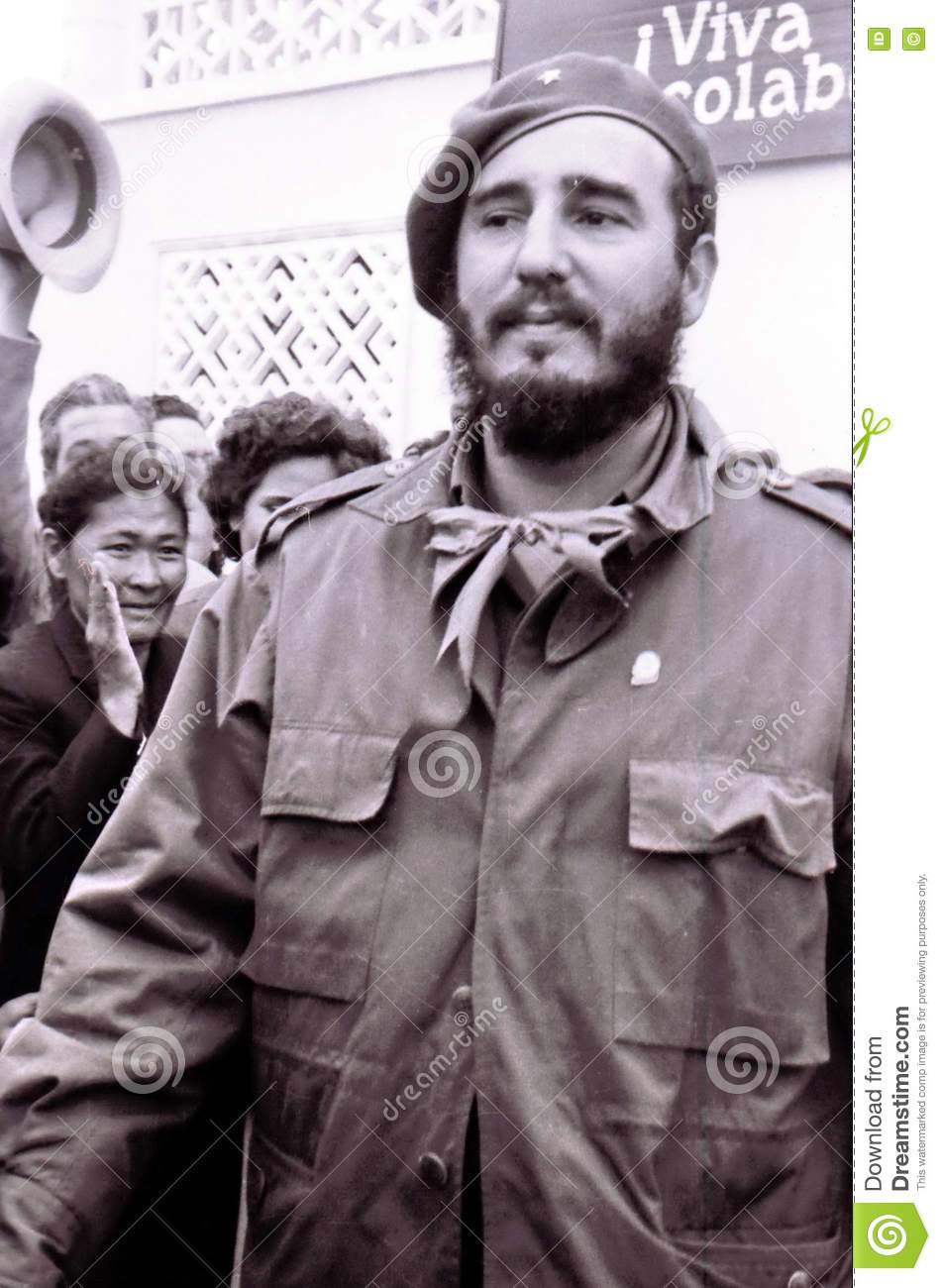 Yangiyer Fidel Castro May 1963
