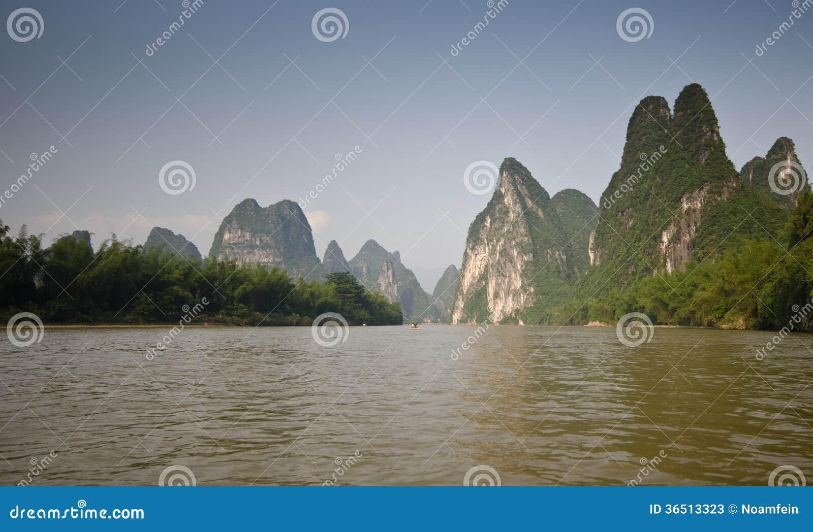 Yangshuo, sud de la Chine