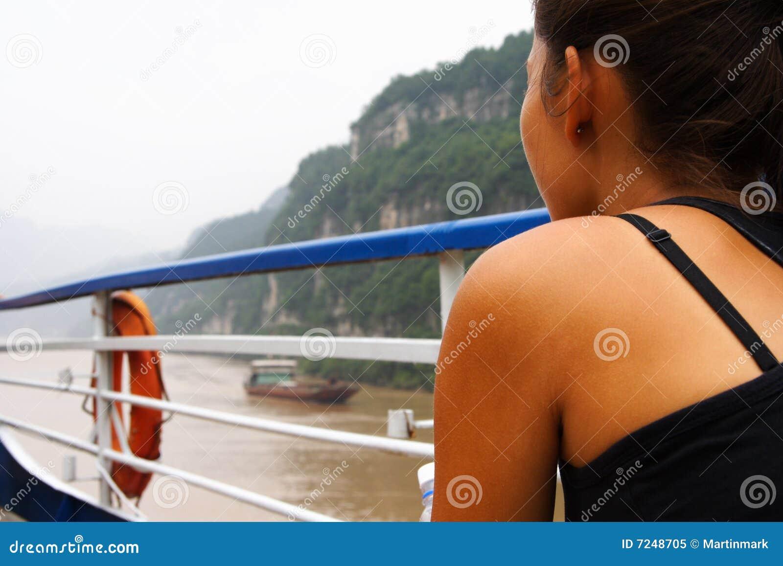 Yangtze-Reiseflug