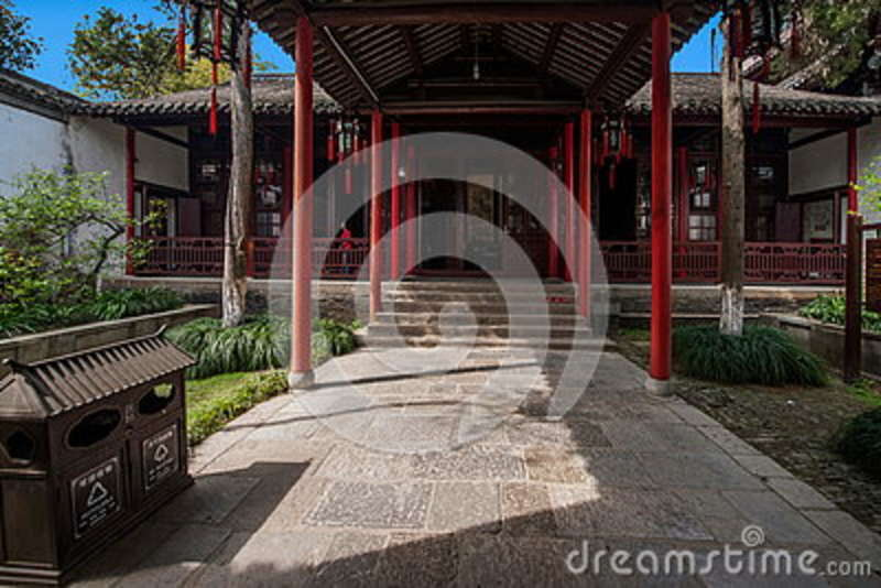 Yangzhou Daming Temple Valley Hall