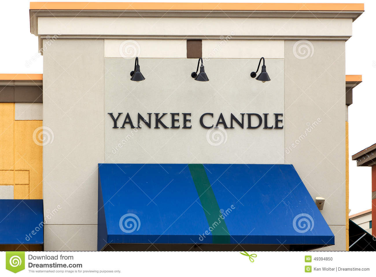 yankee candle business plan