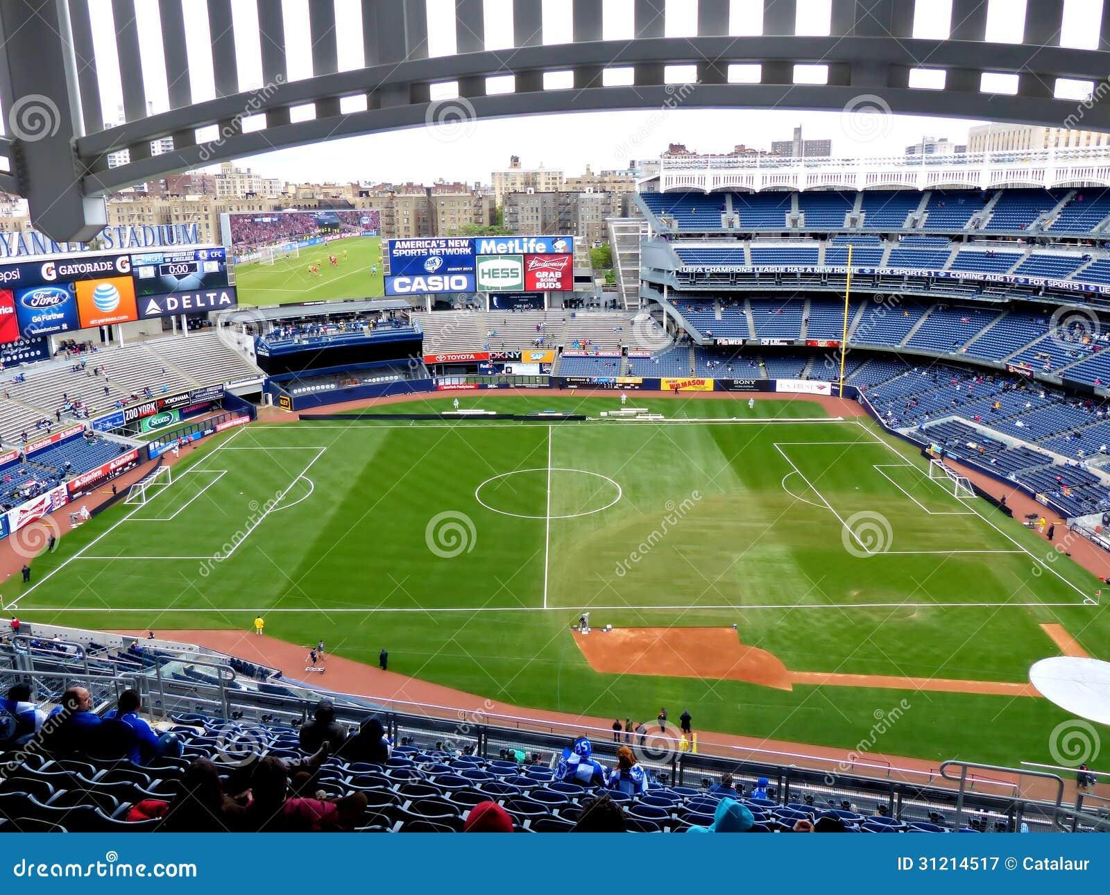 Madison Square Garden: Yankee Stadium Editorial Photography