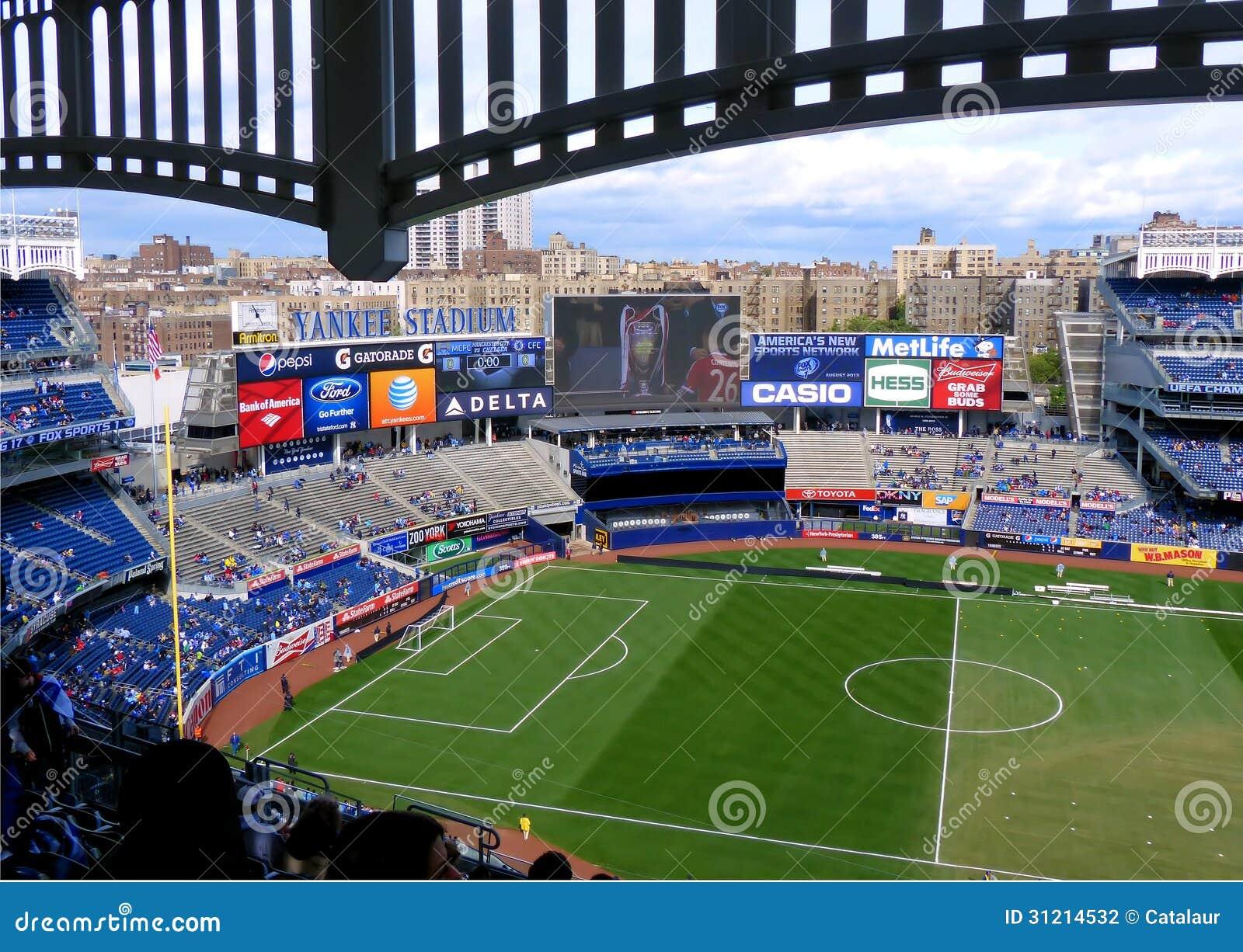 Madison Square Garden: Yankee Stadium Editorial Photography. Image Of Game