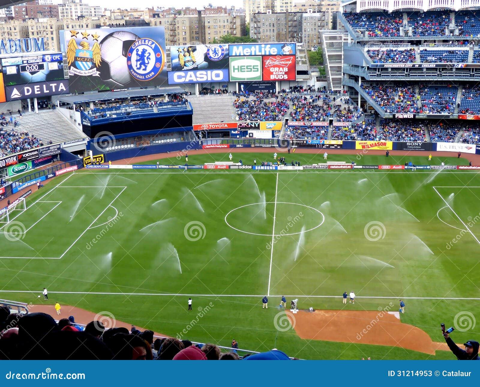 Madison Square Garden: Yankee Stadium Editorial Stock Photo