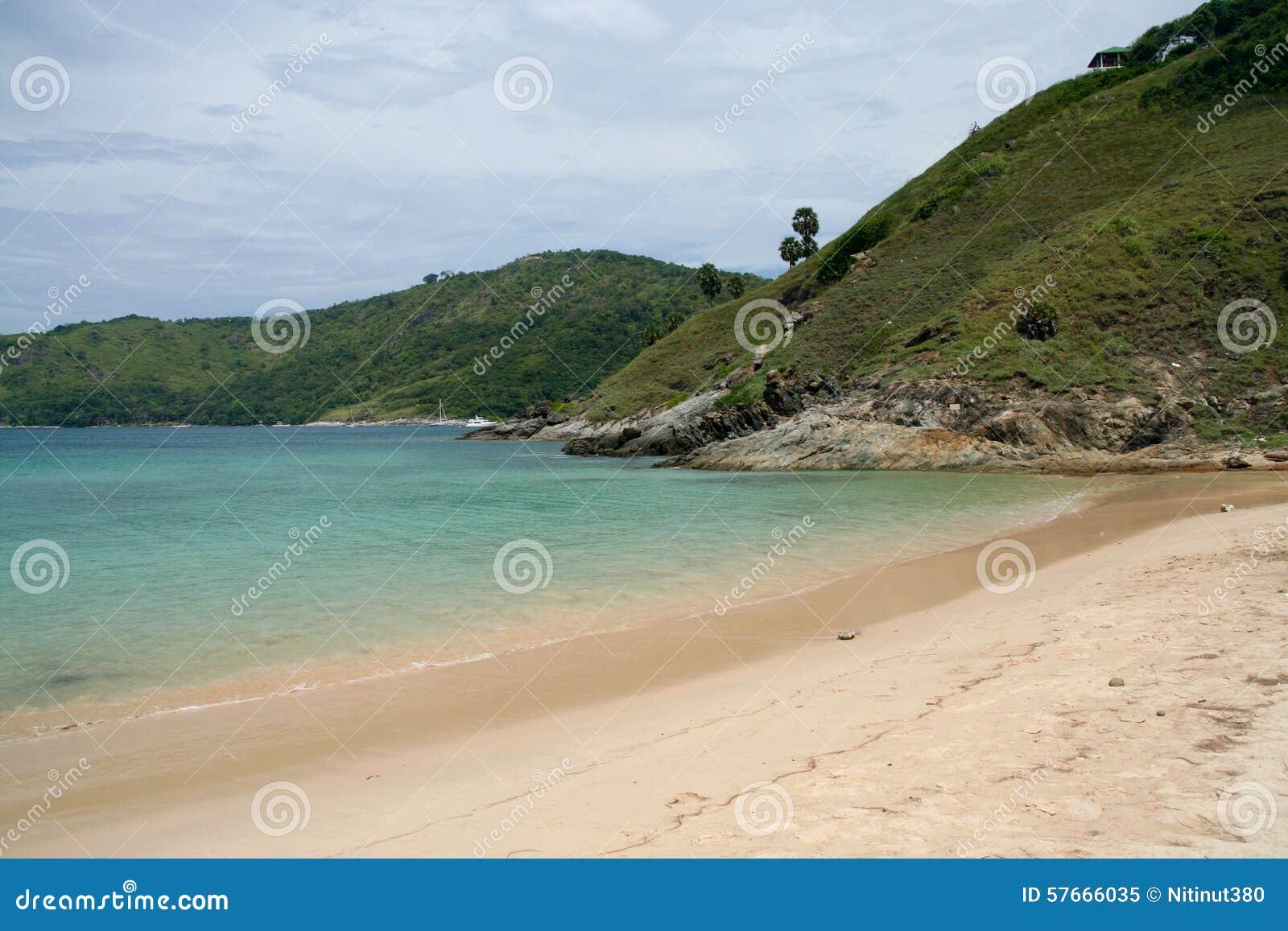 Yanui plaża w Phuket, Thailand