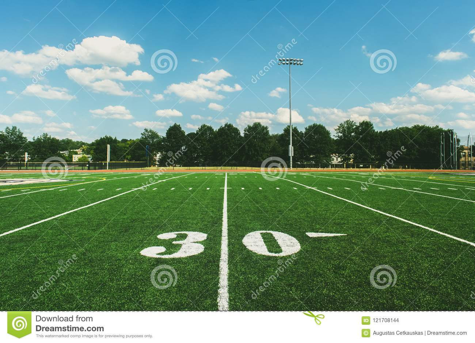 Sky American Football