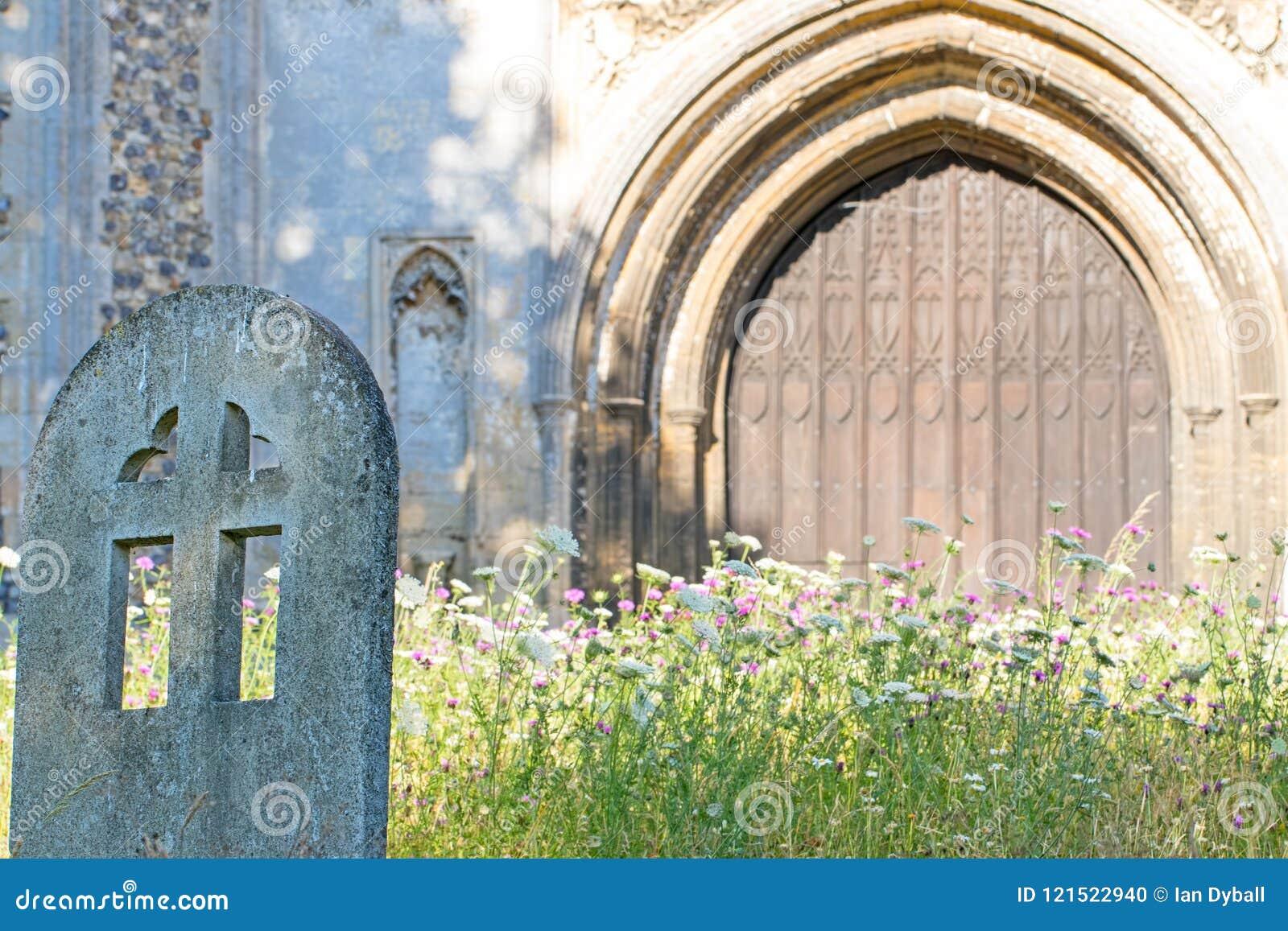 El Ciclo del Cementerio de la iglesia