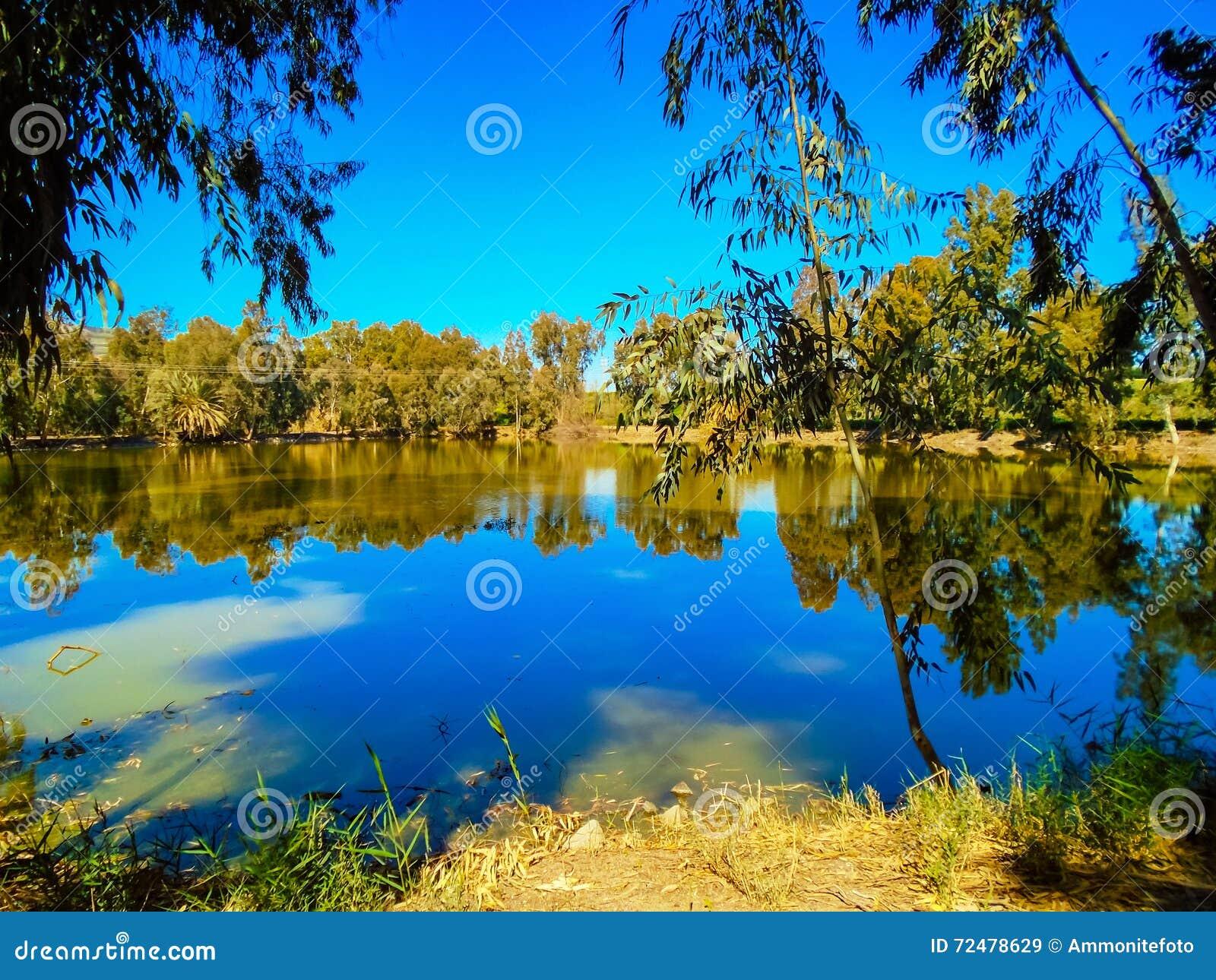 Yardenit bei Jordan River in Israel